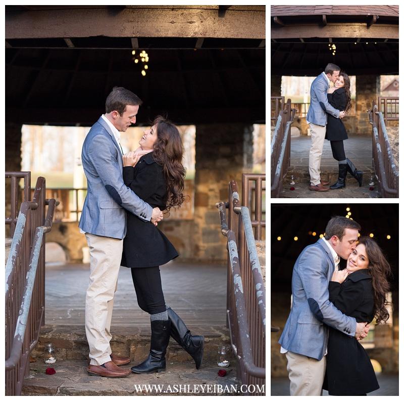 Lynchburg Virginia Proposal Photography || Lynchburg Virginia Wedding and Portrait Photographer || Ashley Eiban Photography || www.ashleyeiban.com
