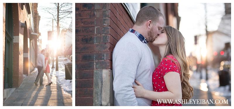 Lynchburg VA Wedding and Engagement Photographer || Central Virginia Engagement Photos || Central VA Wedding Photographer || Ashley Eiban Photography || www.ashleyeiban.com
