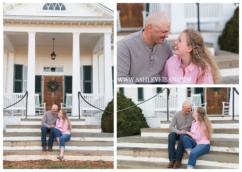 Pharsalia Wedding and Engagement Photographer || Lynchburg Virginia Wedding Photographer || Central VA Wedding Photographer || Ashley Eiban Photography || www.ashleyeiban.com