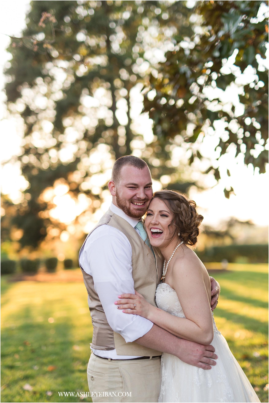 Wedding at The Trivium || Lynchburg Wedding Photographer || Central Virginia Wedding Photographer || Spring Wedding || Ashley Eiban Photography || www.ashleyeiban.com