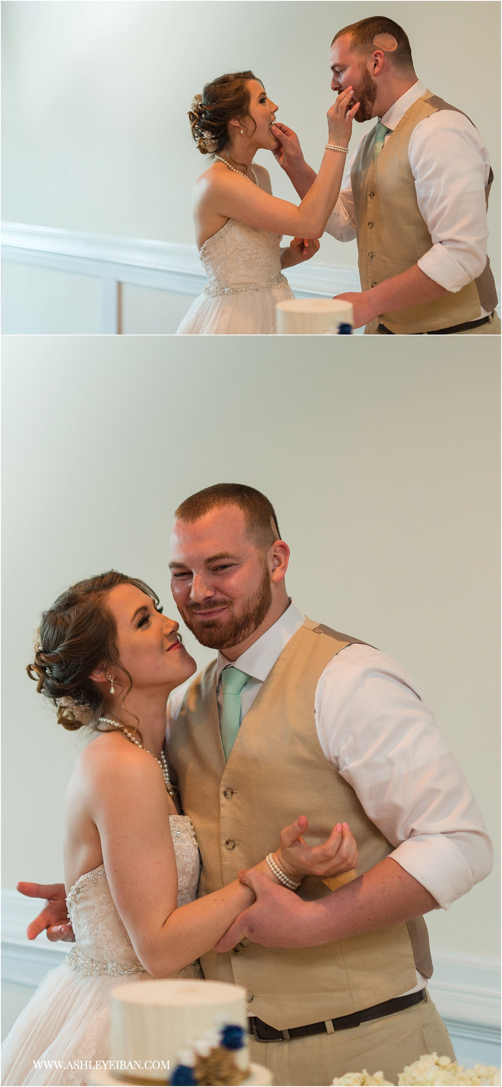 Wedding at The Trivium Estates || Lynchburg, VA Wedding Photographer || Central VA Wedding Photographer || Ashley Eiban Photography || www.ashleyeiban.com