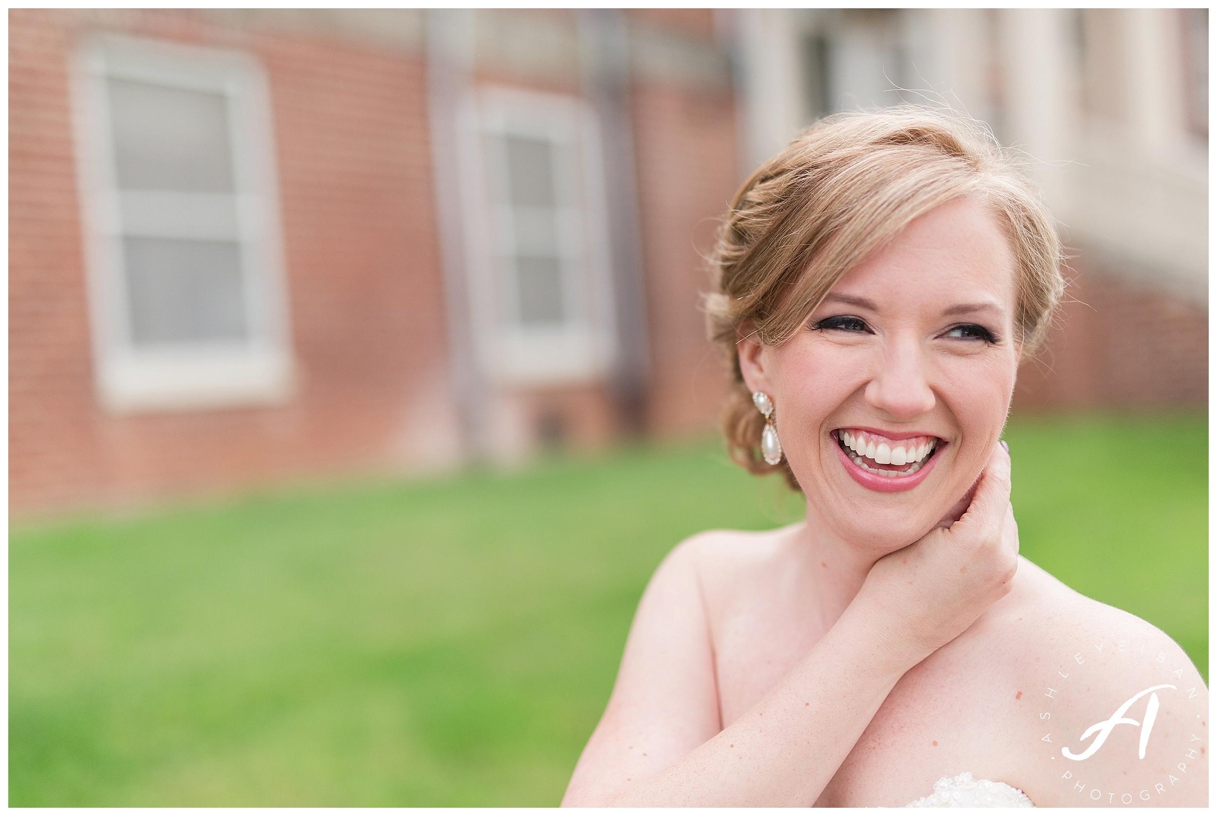 Lynchburg Virginia Wedding Photographer || Charlottesville Wedding Photographer || Bridal Portraits || Ashley Eiban Photography || www.ashleyeiban.com