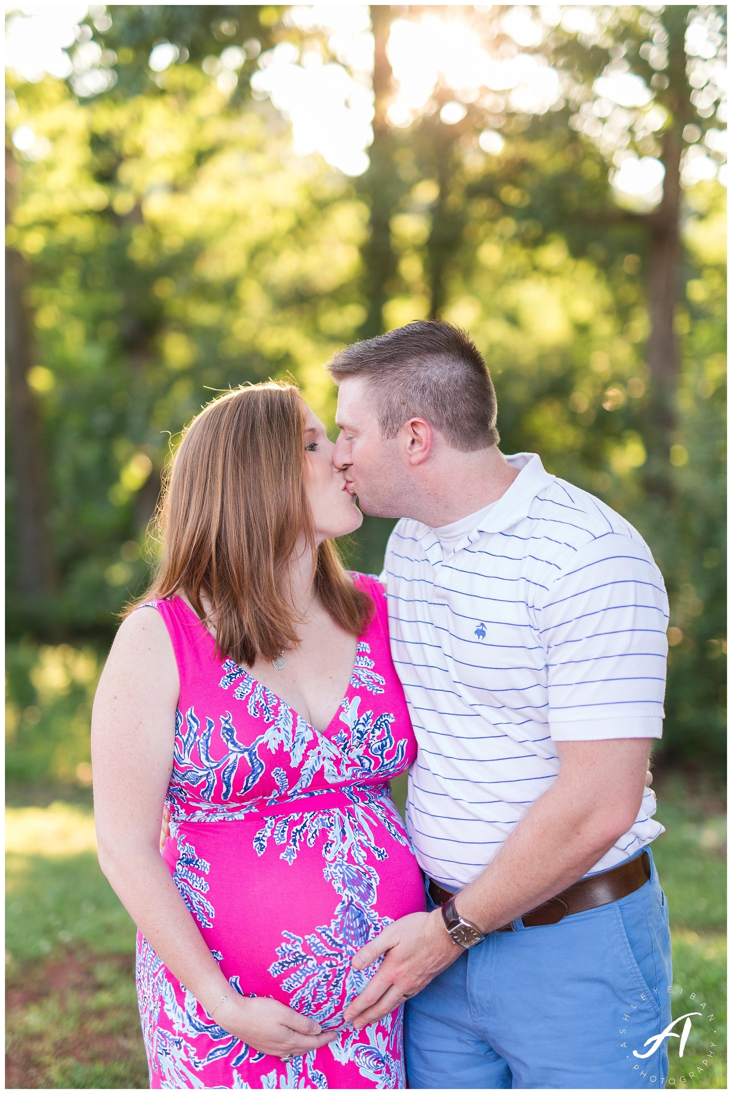 Summer Maternity photographer || Lynchburg & Charlottesville Photographer || Wedding Photographer || Ashley Eiban Photography || www.ashleyeiban.com