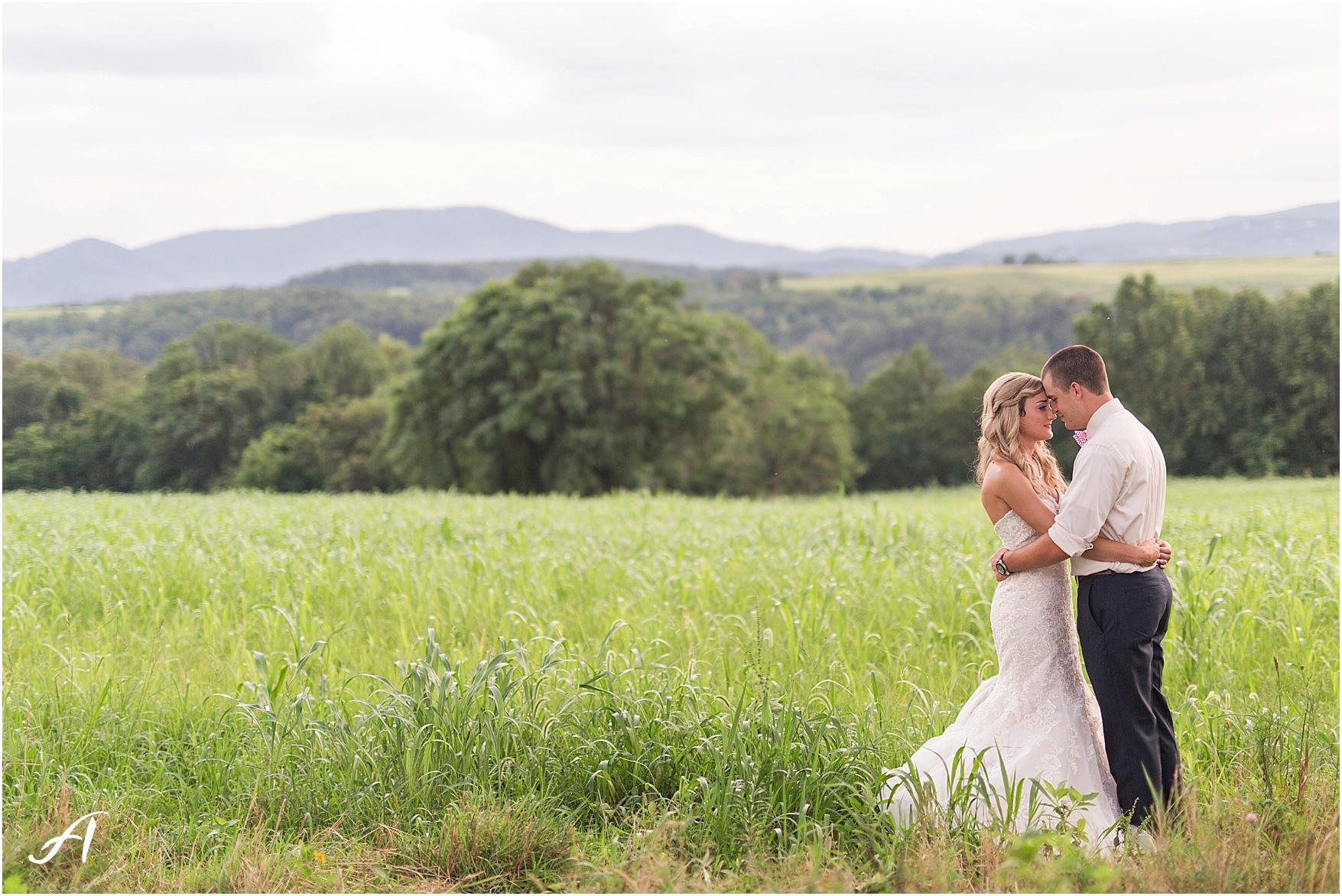 Central Virginia Wedding || Vinton, VA Wedding Photographer  || Ashley Eiban Photography || www.ashleyeiban.com