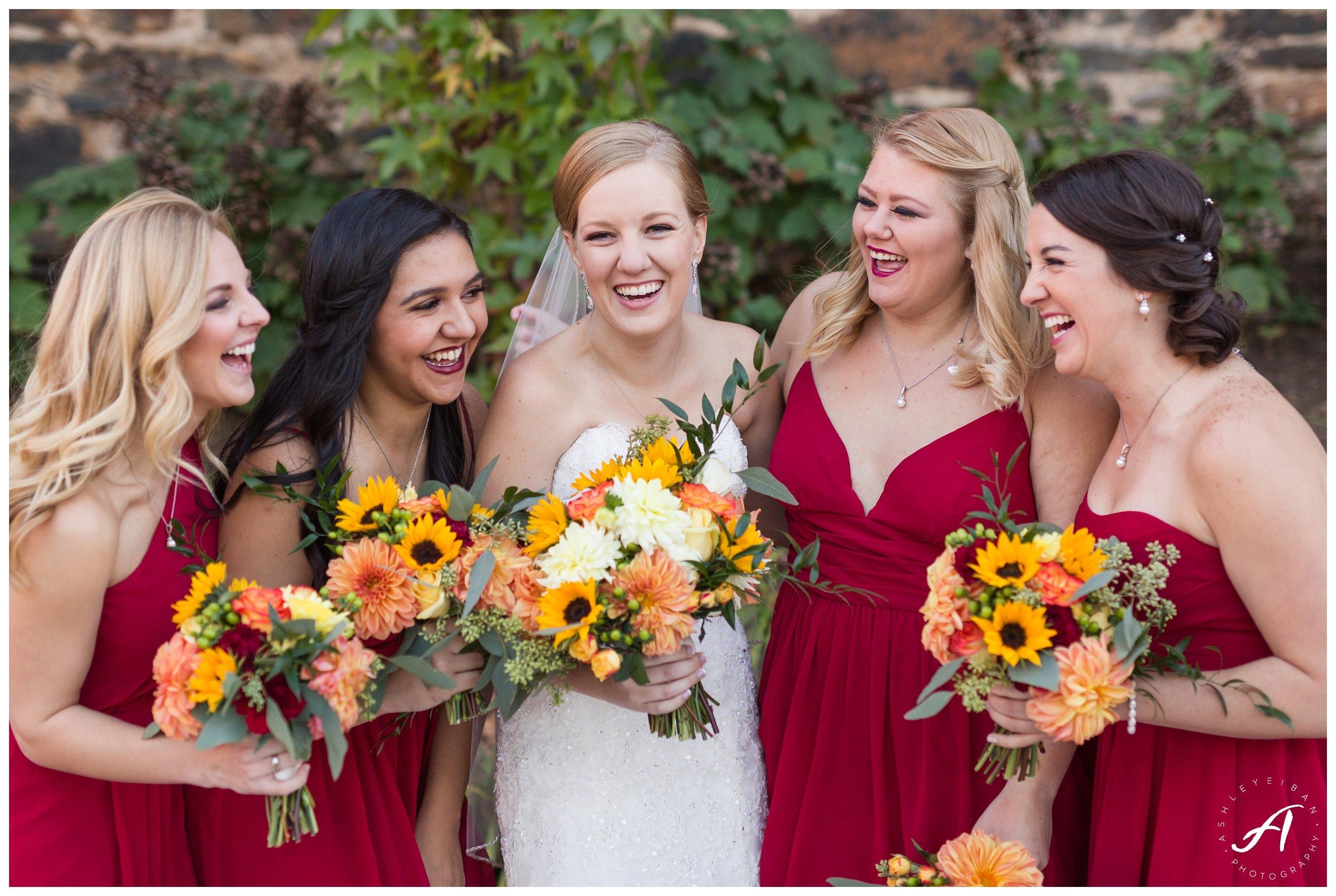 Craddock Terry Wedding in Downtown Lynchburg, Virginia || Central VA Wedding Photographer || Fall Wedding in the Blue Ridge Mountains