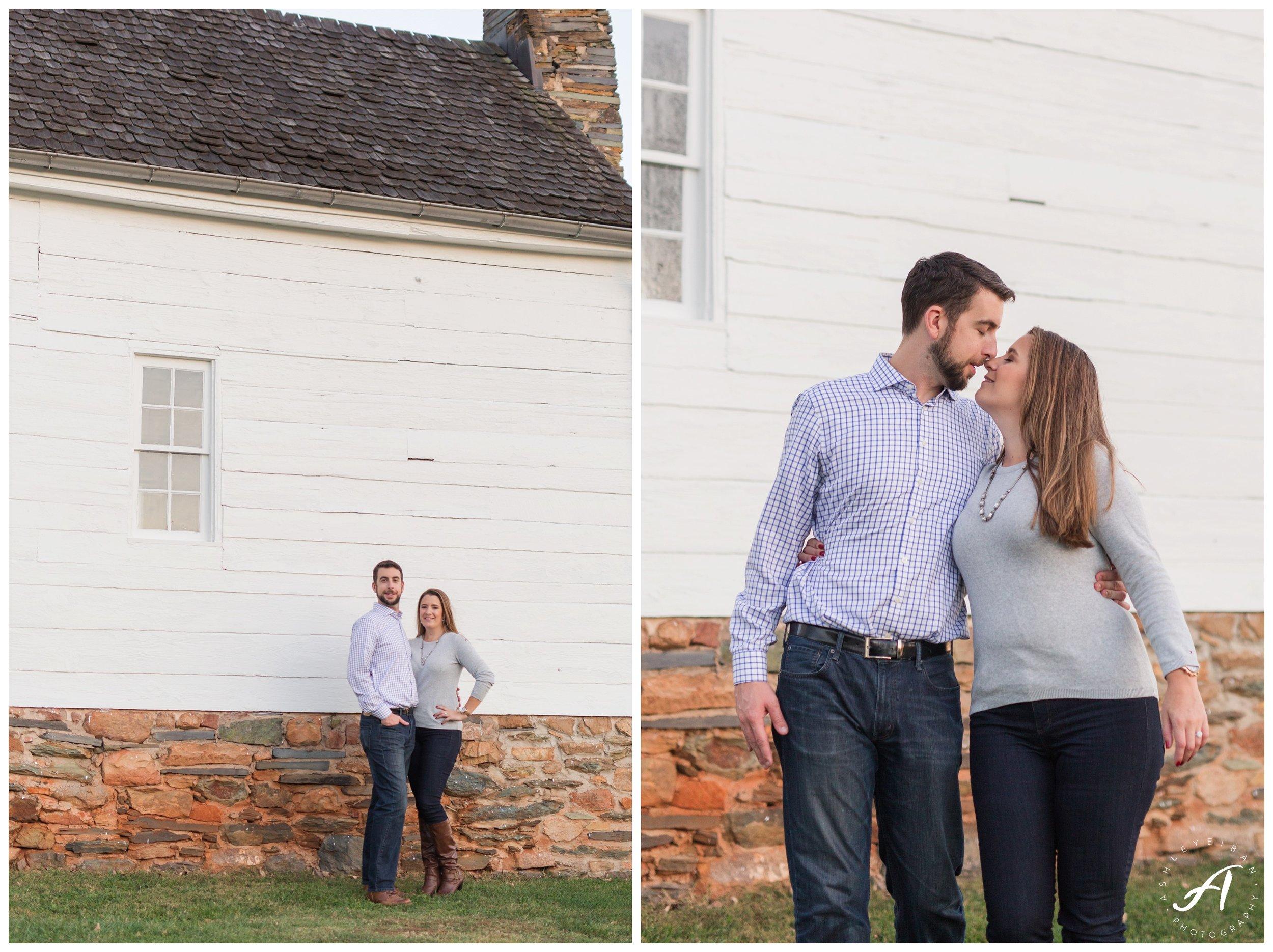 Ashlawn-Highland Engagement Session || Charlottesville Wedding and Engagement photographer || Central Virginia Fall Photos ||  www.ashleyeiban.com