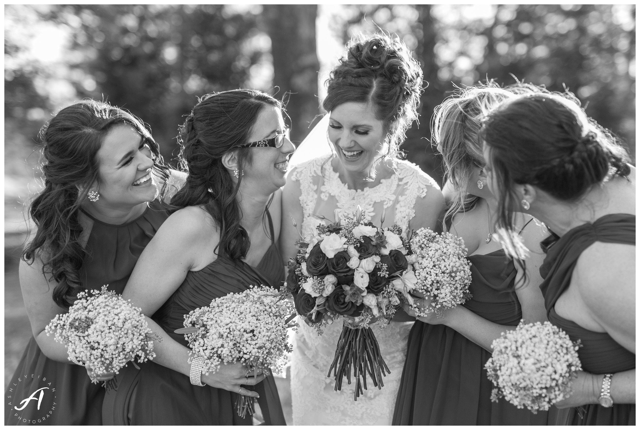 Central Virginia Wedding at The Trivium Estate || Forest and Lynchburg Wedding Photographer || Ashley Eiban Photography || www.ashleyeiban.com