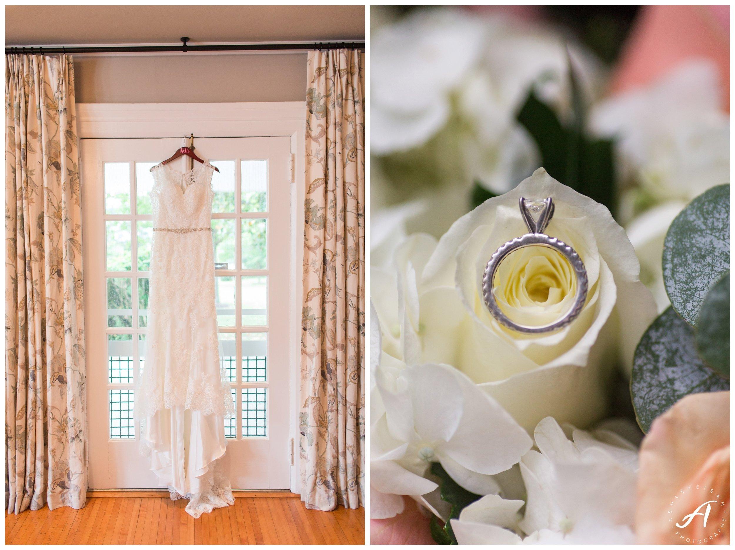 Spring Trivium Estate Wedding || blush and navy wedding || Ashley Eiban Photography || www.ashleyeiban.com