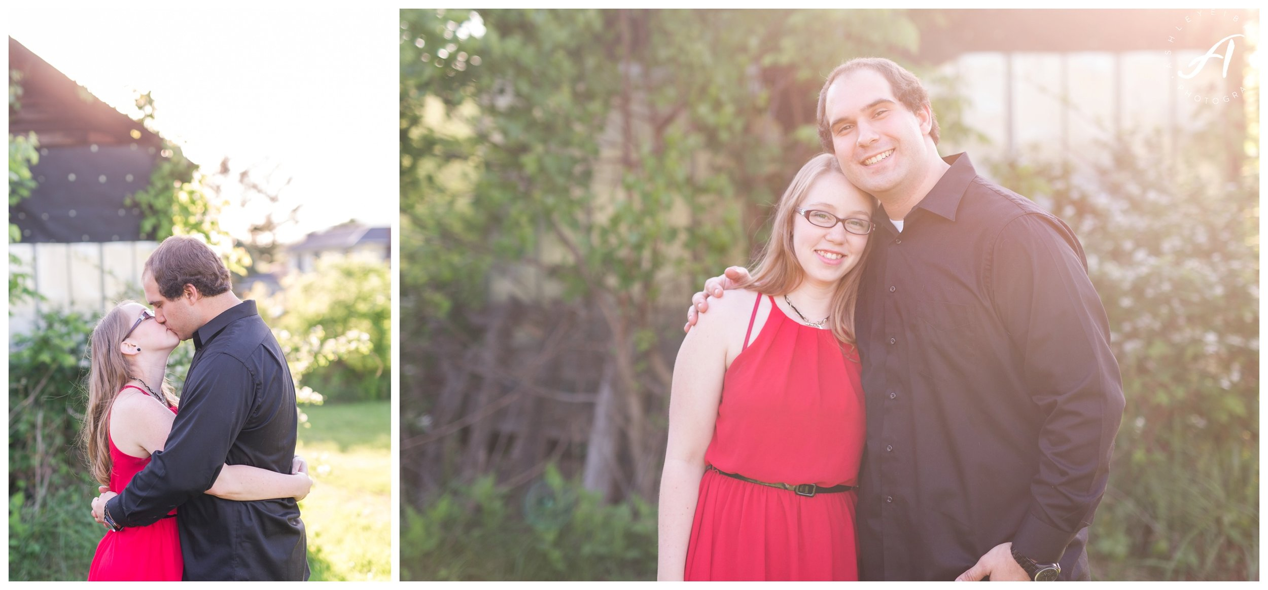 Bedford Virginia Engagement Session    Mountain view engagement session    Ashley Eiban Photography    www.ashleyeiban.com