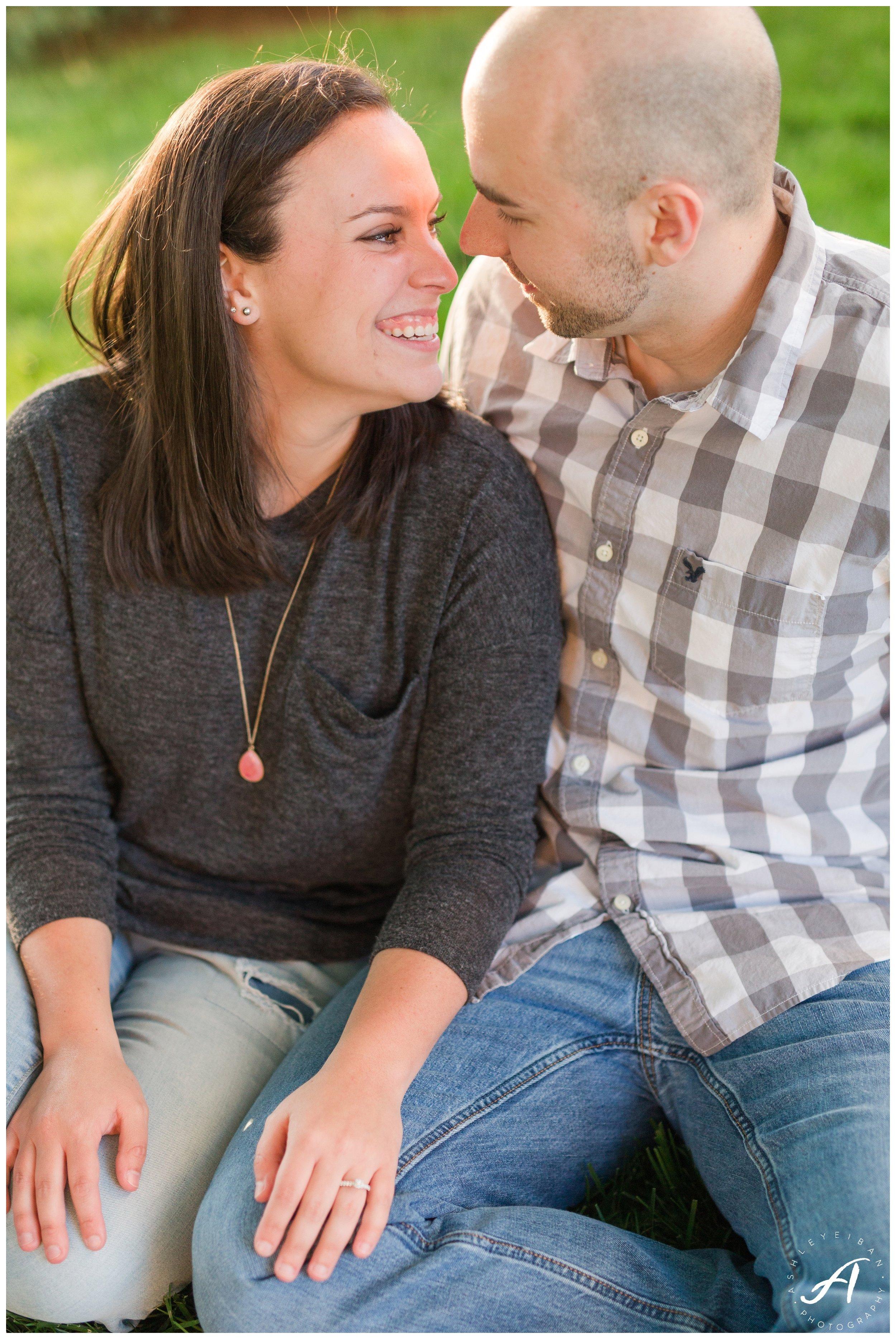 Roanoke and Lynchburg Virginia Wedding and Engagement Photographer || Ashley Eiban Photography || www.ashleyeiban.com