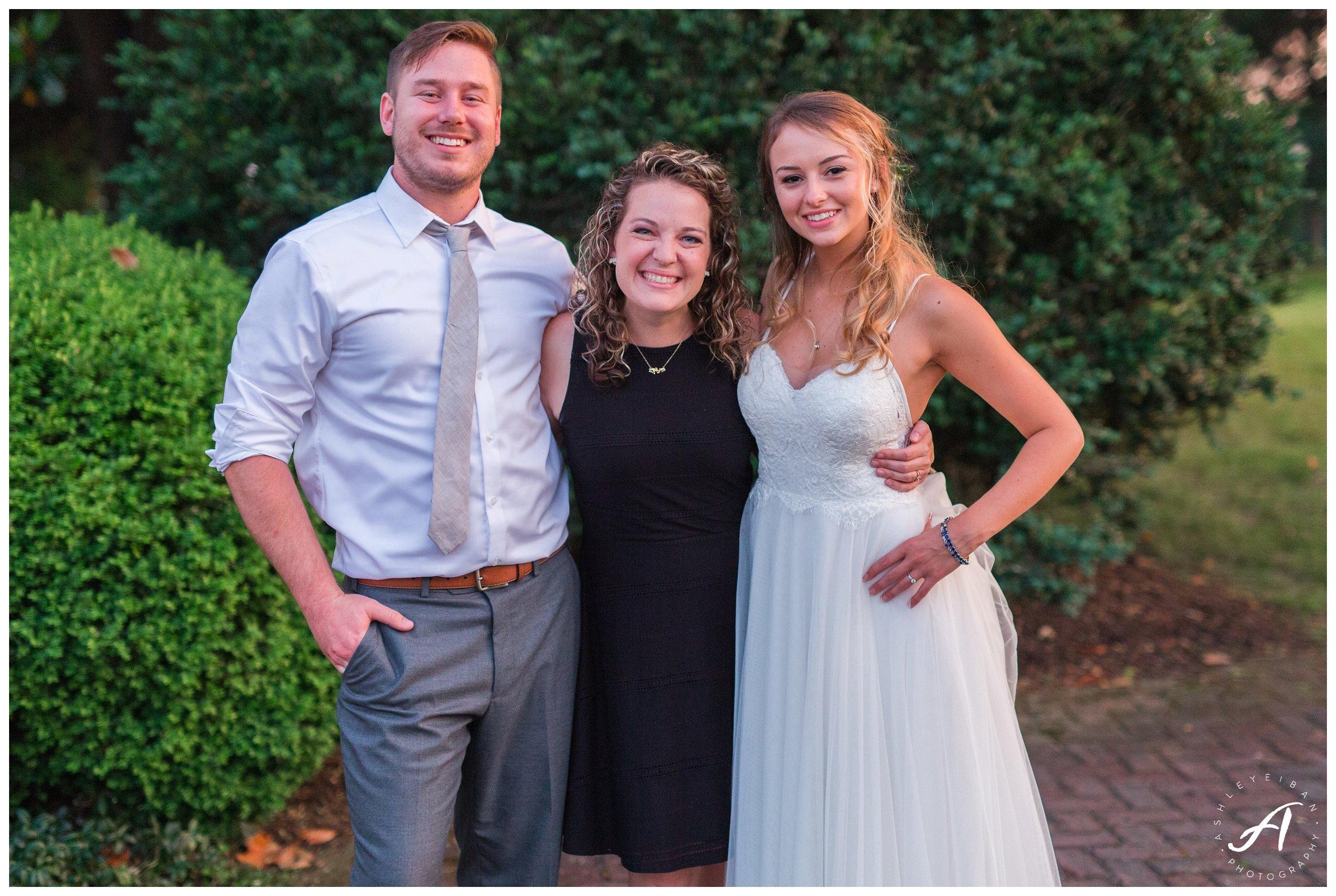 Trivium Estate Wedding in Lynchburg, Virginia || www.ashleyeiban.com