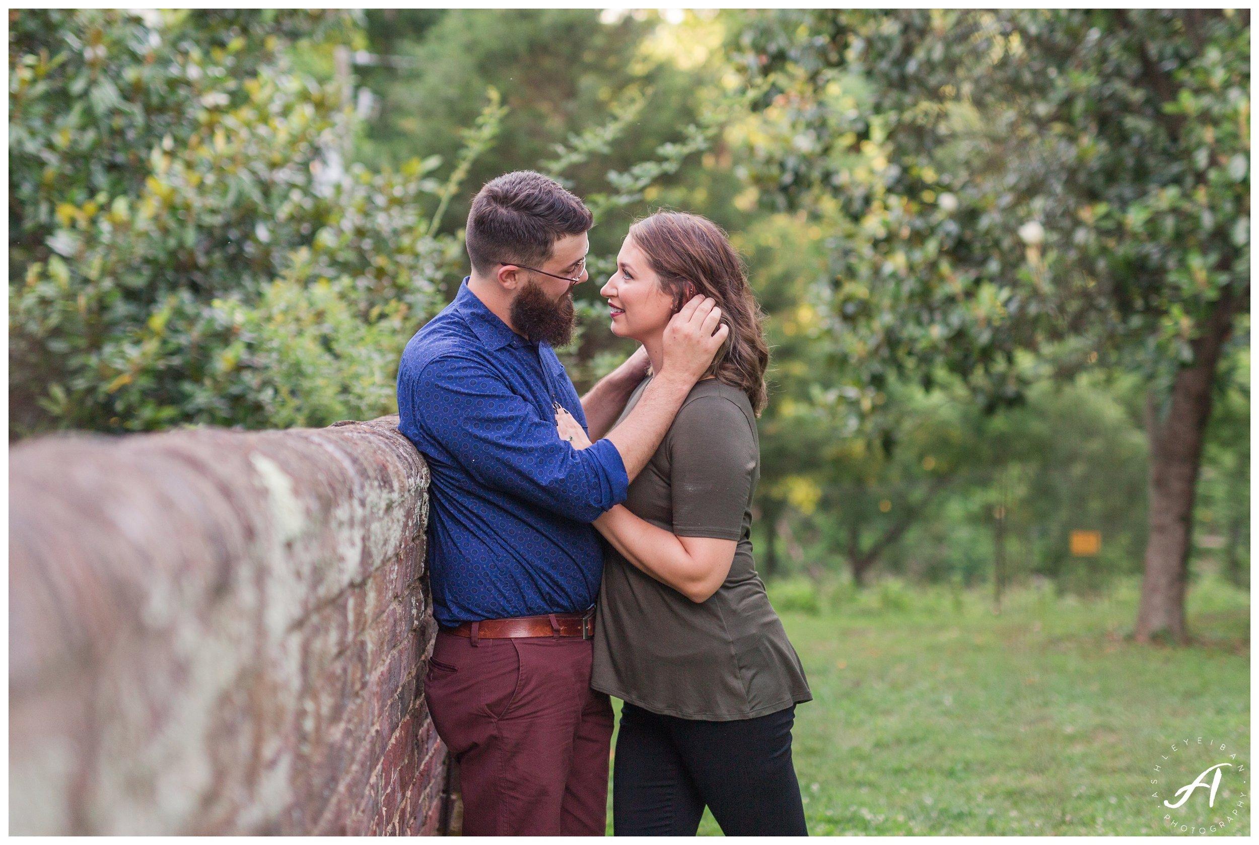 Lynchburg Virginia Wedding and Engagement Photographer || Ashley Eiban Photography || www.ashleyeiban.com