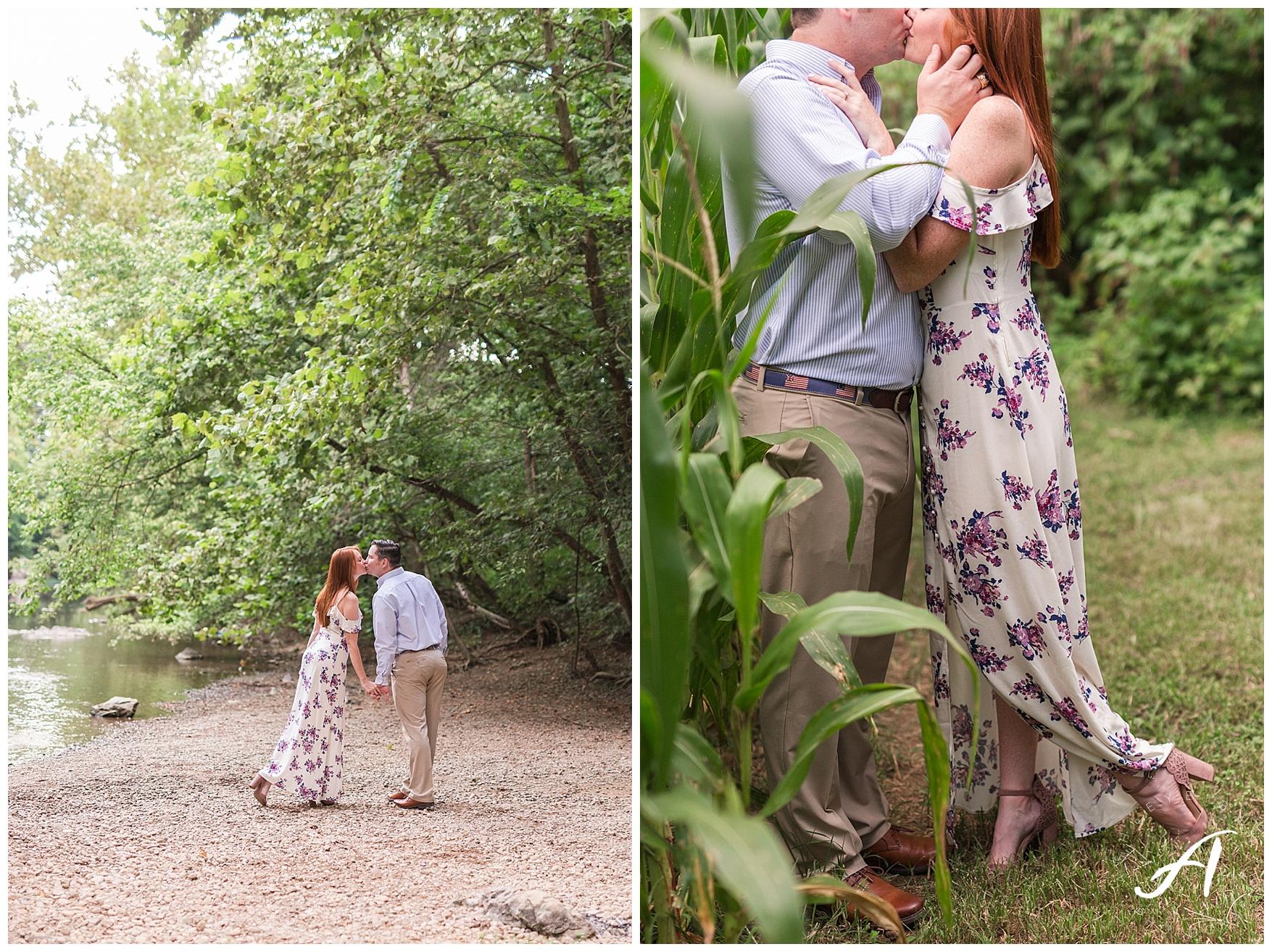 Virginia Wedding and Engagement Photographer || Lynchburg Virginia Wedding || Ashley Eiban Photography || www.ashleyeiban.com