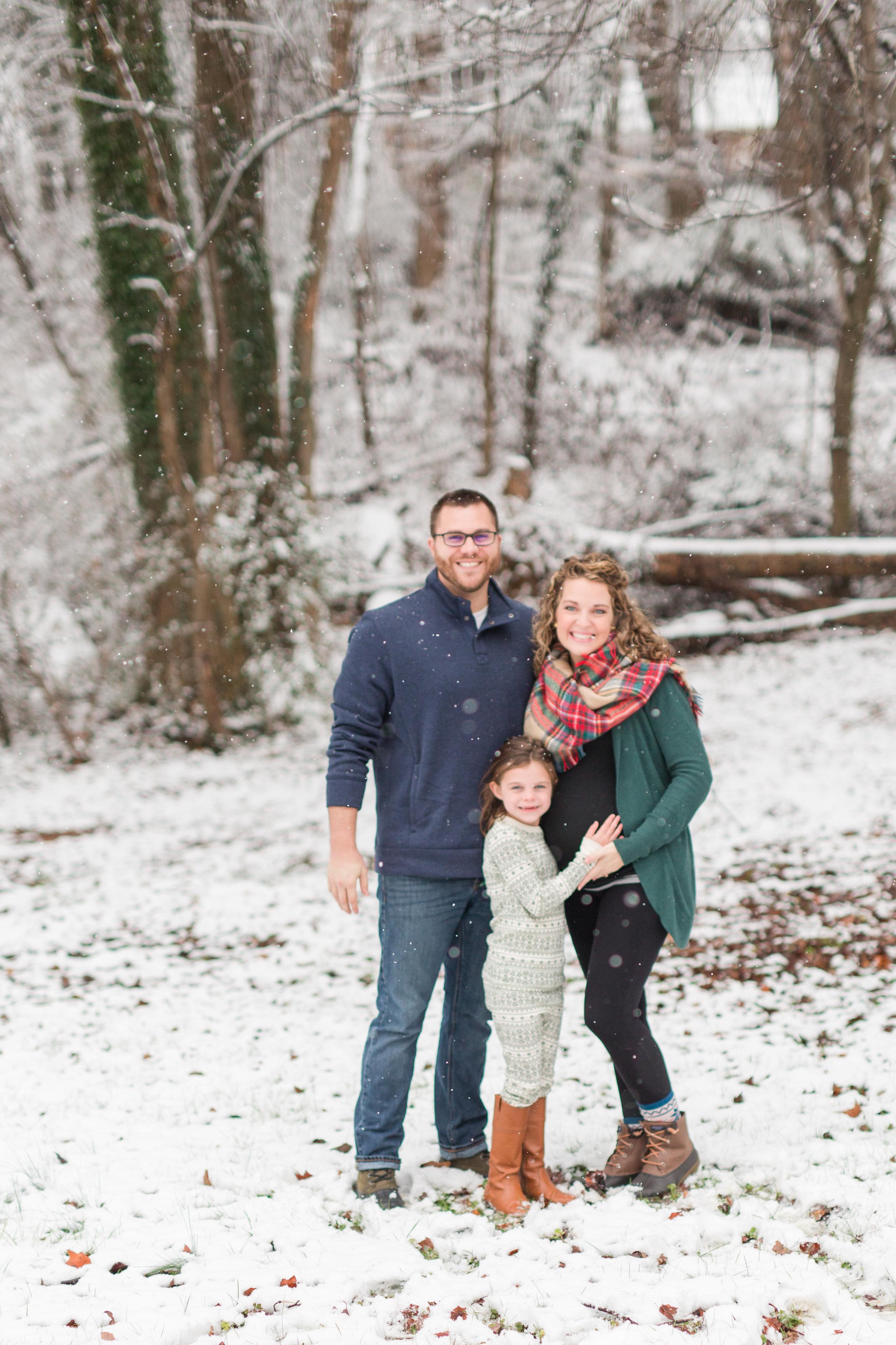 Lynchburg Virginia Wedding and Portrait Photographer || www.ashleyeiban.com