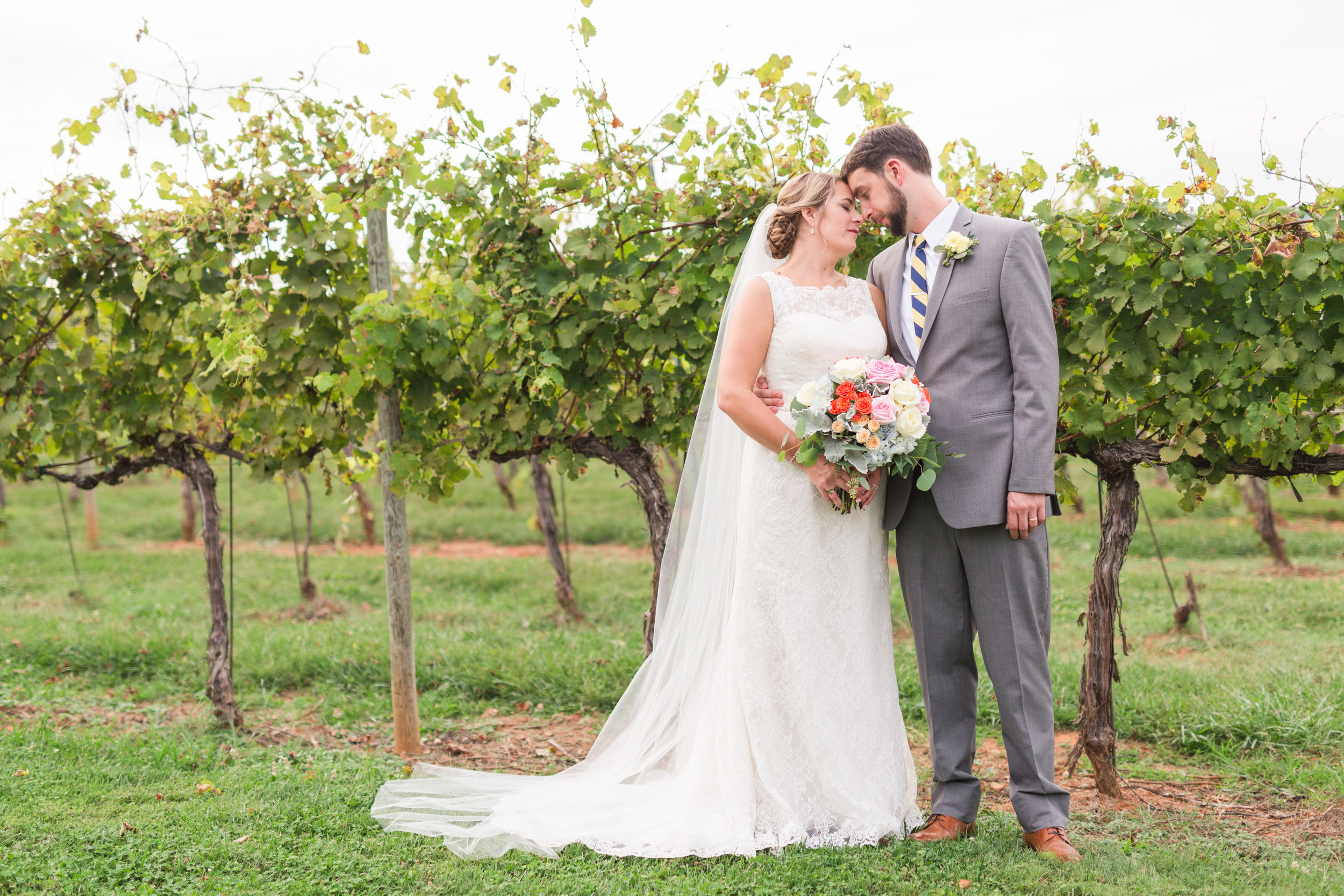 Write here…Lynchburg Virginia Wedding Photographer || Central Virginia Wedding Photos || Ashley Eiban Photography || www.ashleyeiban.com || Keswick Vineyard Wedding