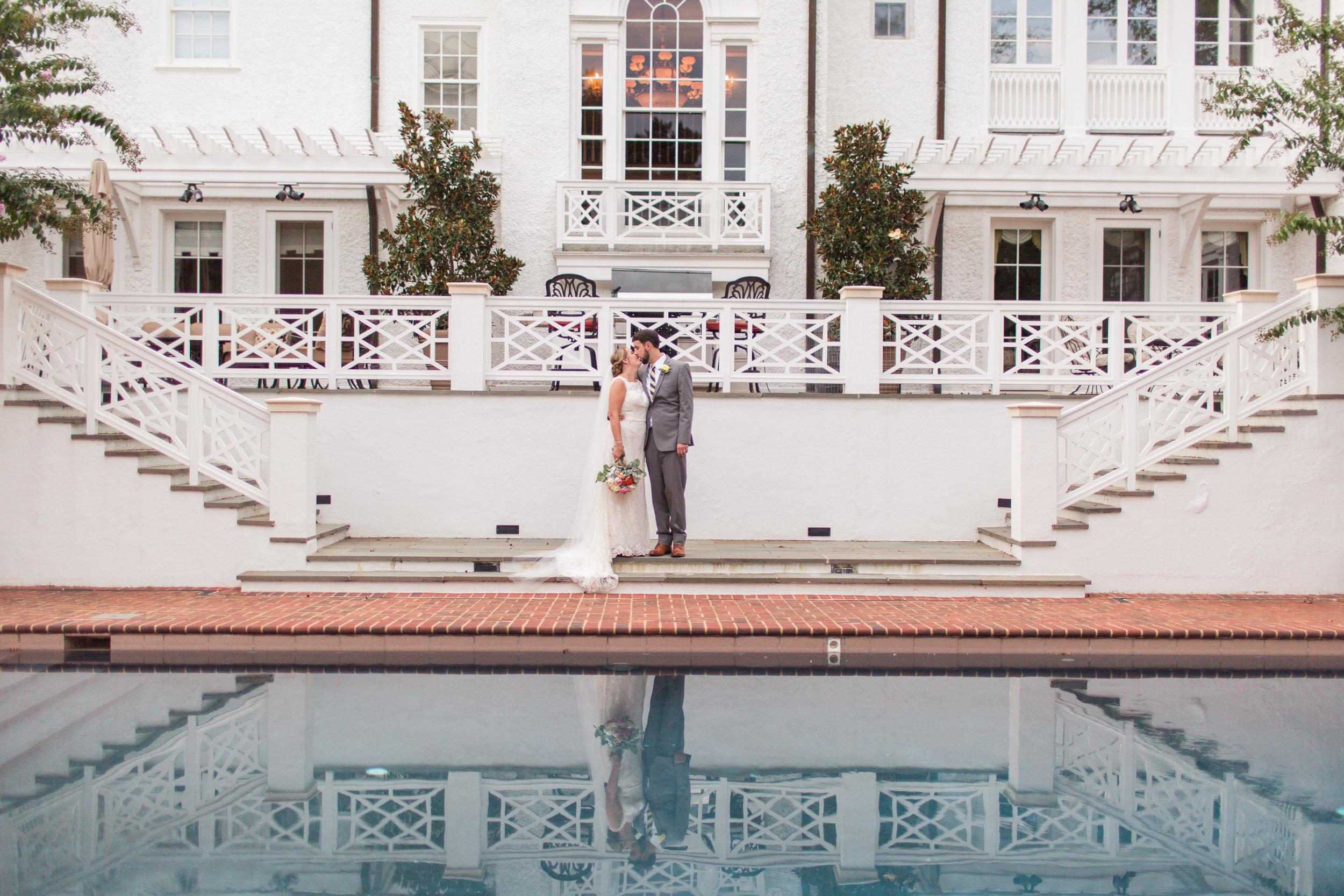 Lynchburg Virginia Wedding Photographer || Central Virginia Wedding Photos || Keswick Vineyard Wedding|| Ashley Eiban Photography || www.ashleyeiban.com
