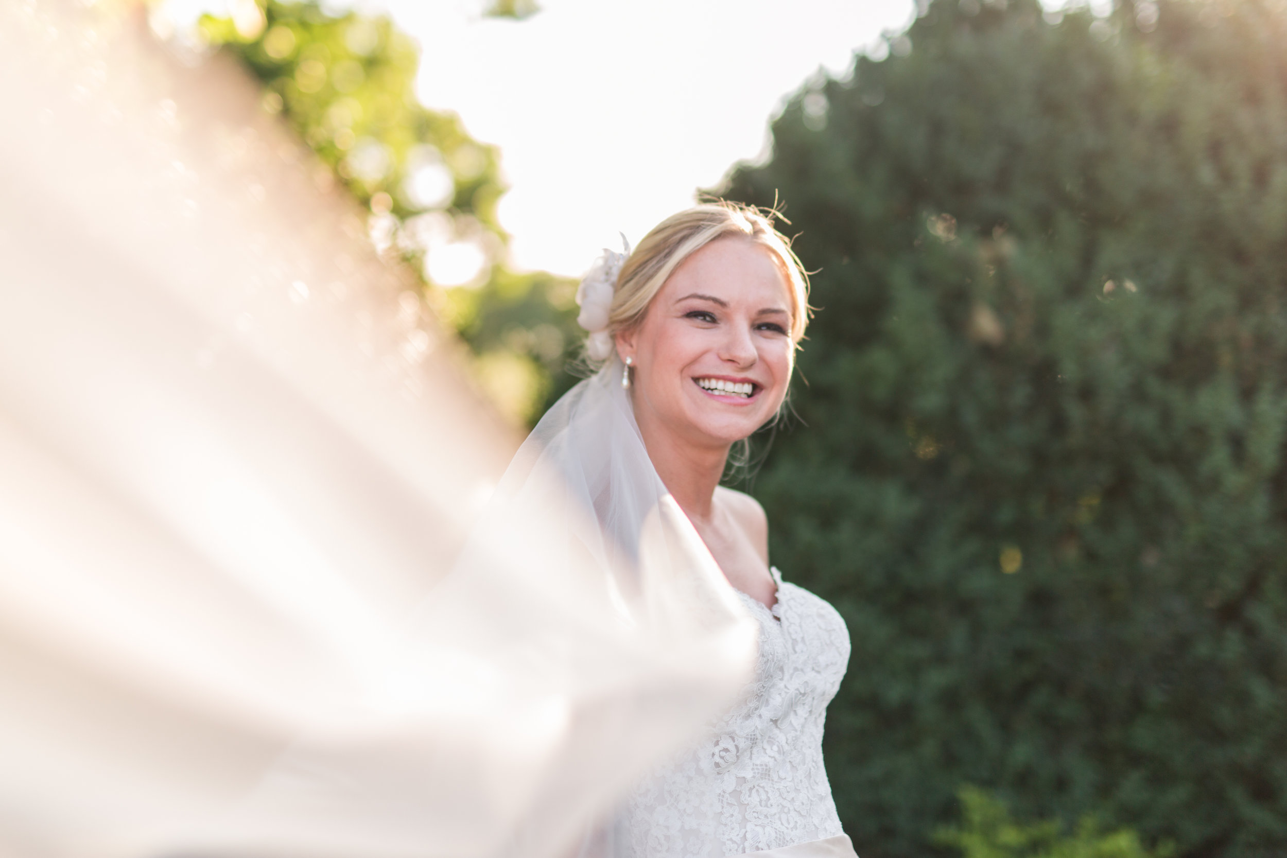 What to expect for your bridal portraits || Lynchburg, Virginia Wedding Photographer