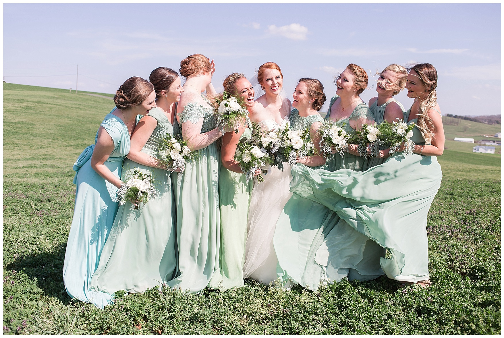 On the Sunny Slope Farm Wedding  || Harrisonburg, Virginia Wedding Photographer || Lynchburg VA Photographer