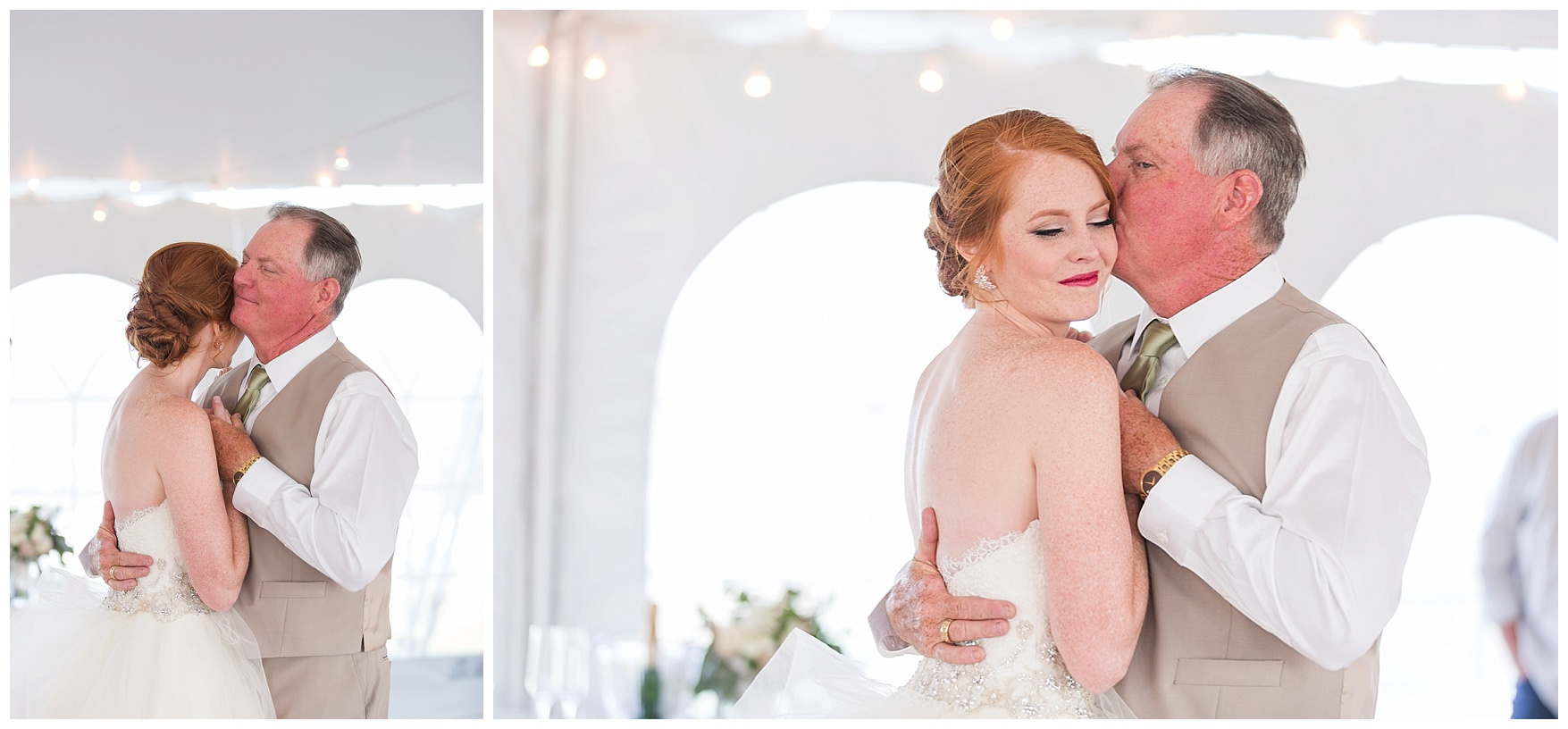 Tent Reception Photos at On the Sunny Slope Farm Wedding  || Harrisonburg, Virginia Wedding Photographer || Lynchburg VA Photographer