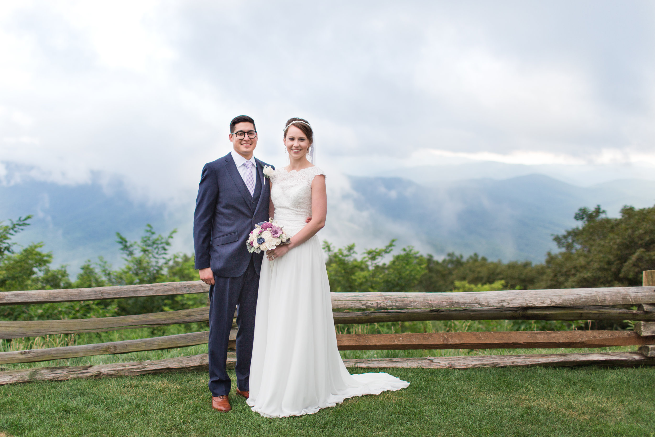 Summer Wintergreen Resort Wedding in Central Virginia || Lynchburg, VA Wedding Photographer