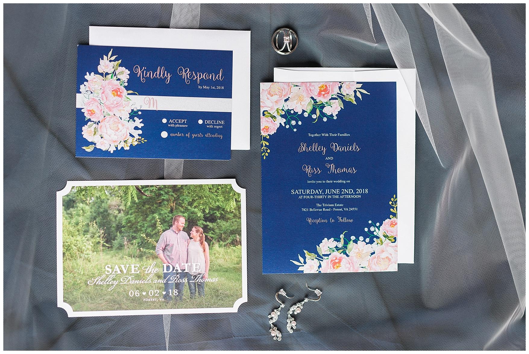 Rainy Summer Wedding at The Trivium Estate in Lynchburg, VA    Lynchburg, VA Wedding Photographer