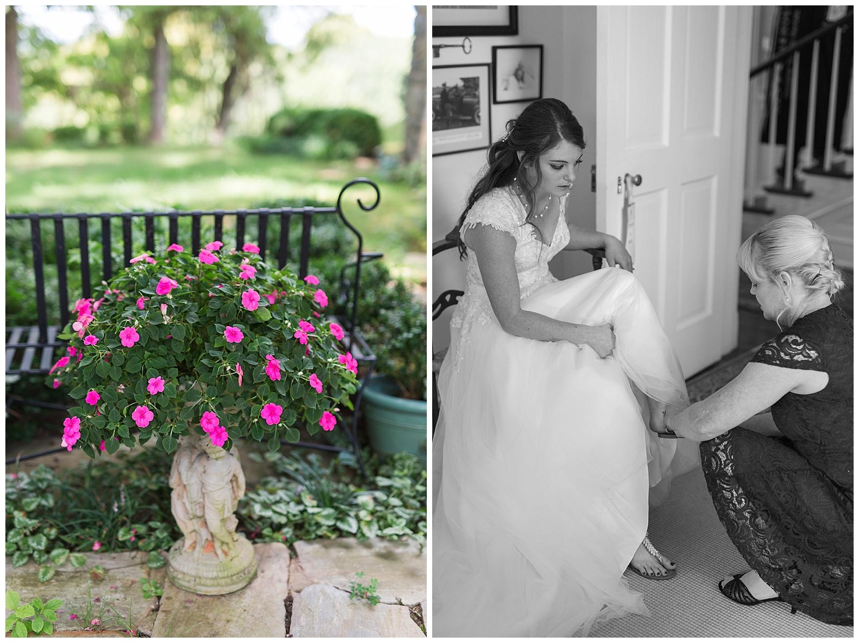 Murray Hill Wedding in Leesburg, Virginia    Leesburg Wedding Photographer    Ashley Eiban Photography
