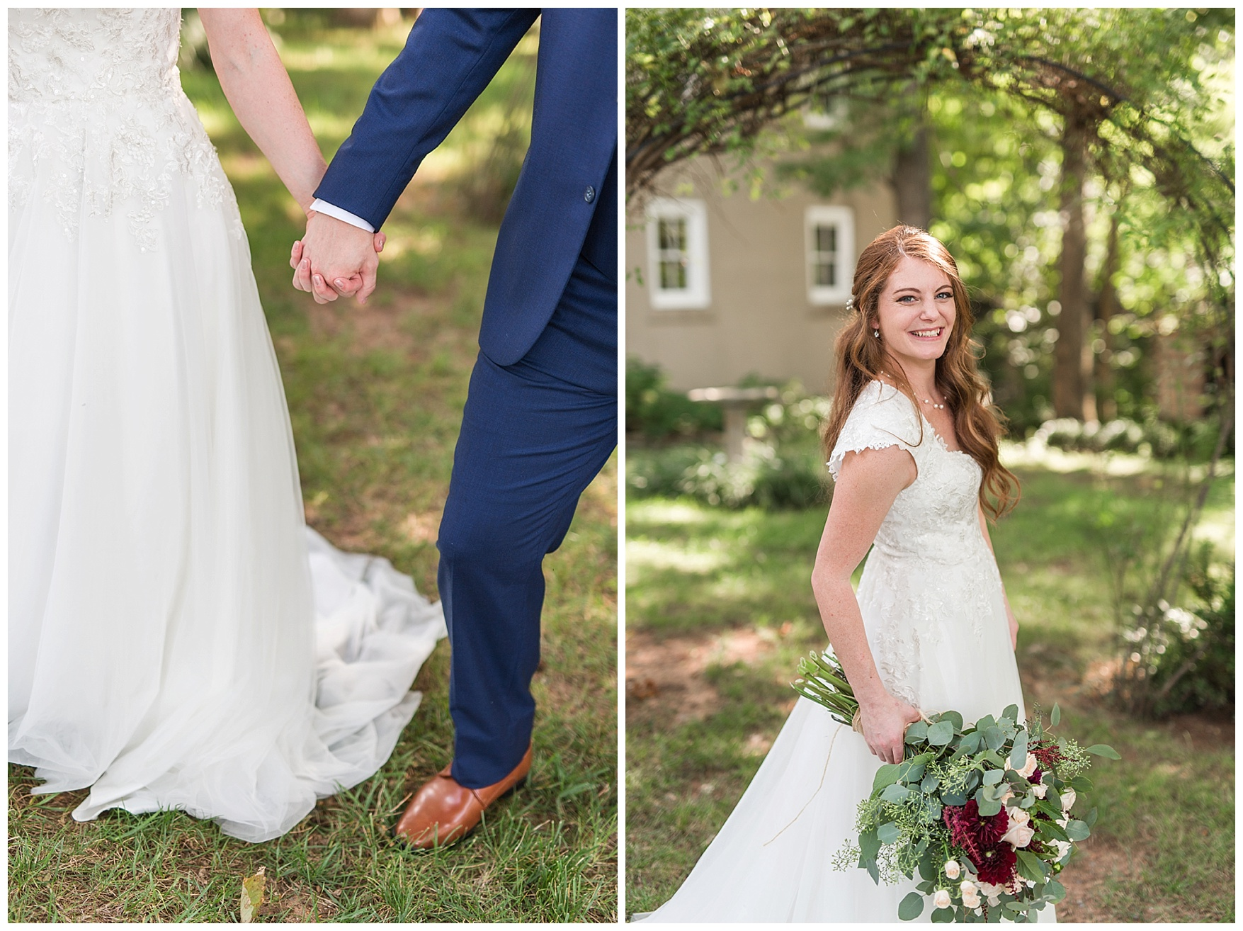 Murray Hill Wedding in Leesburg, Virginia || Leesburg Virginia Wedding Photographer || Ashley Eiban Photography