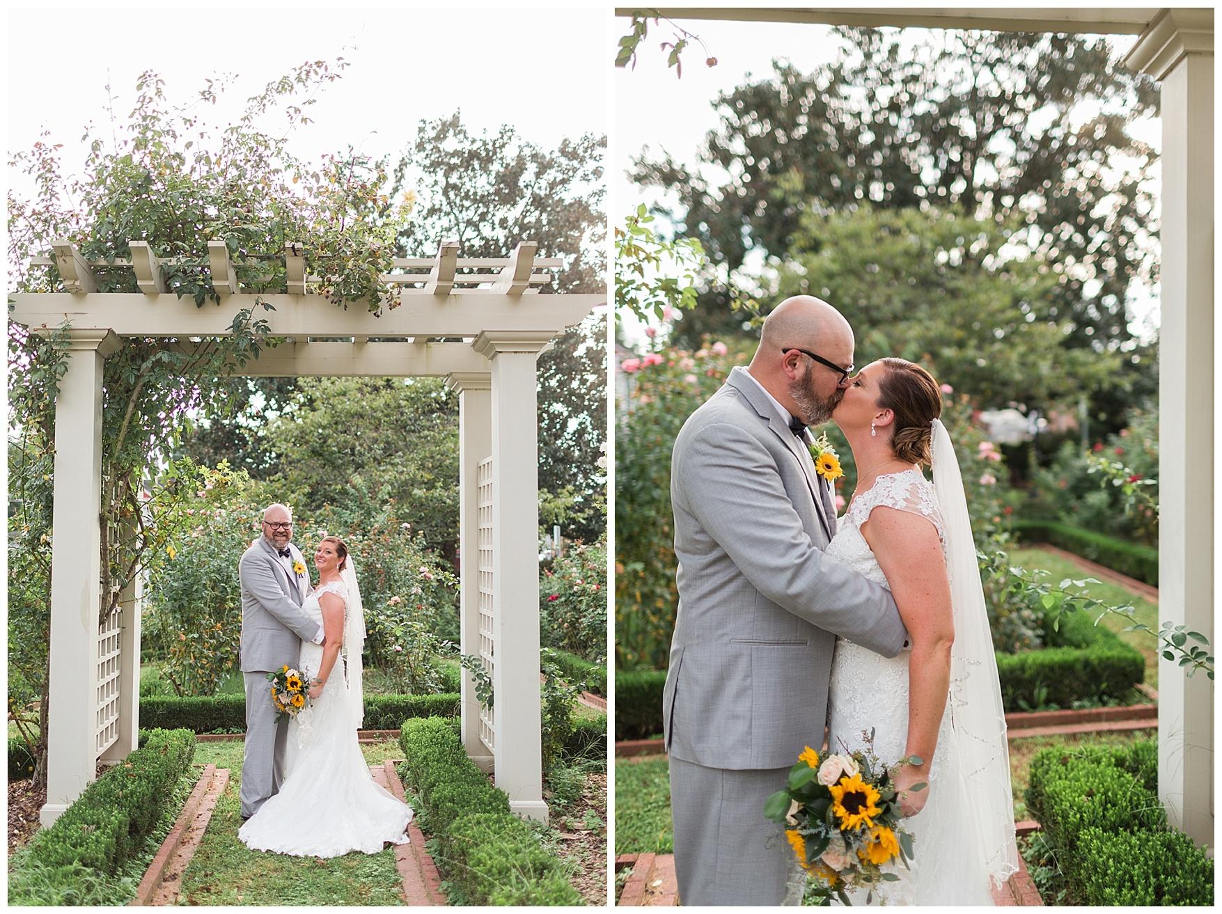 Danville Golf Club Wedding || Danville, Lynchburg, and Charlottesville Wedding Photographer || Fall Wedding in Central Virginia || www.ashleyeiban.com