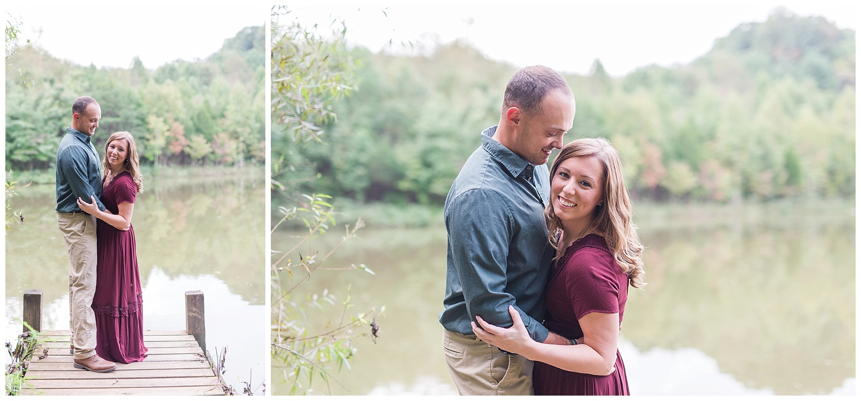 Lynchburg Wedding and Engagement Photographer || Charlottesville and Afton Wedding Photographer || www.ashleyeiban.com