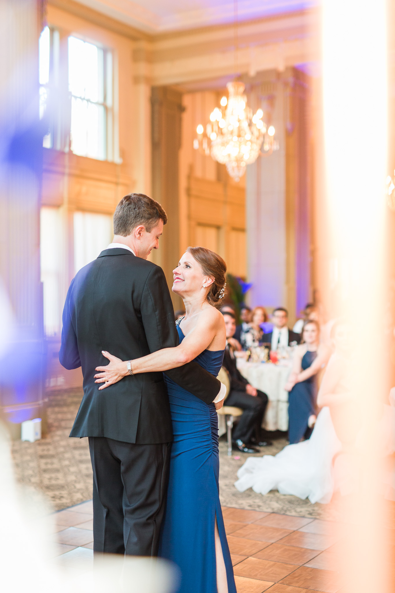 The John Marshall Ballrooms in Richmond, Virginia || Lynchburg, Charlottesville, and Richmond Wedding Photographer || www.ashleyeiban.com