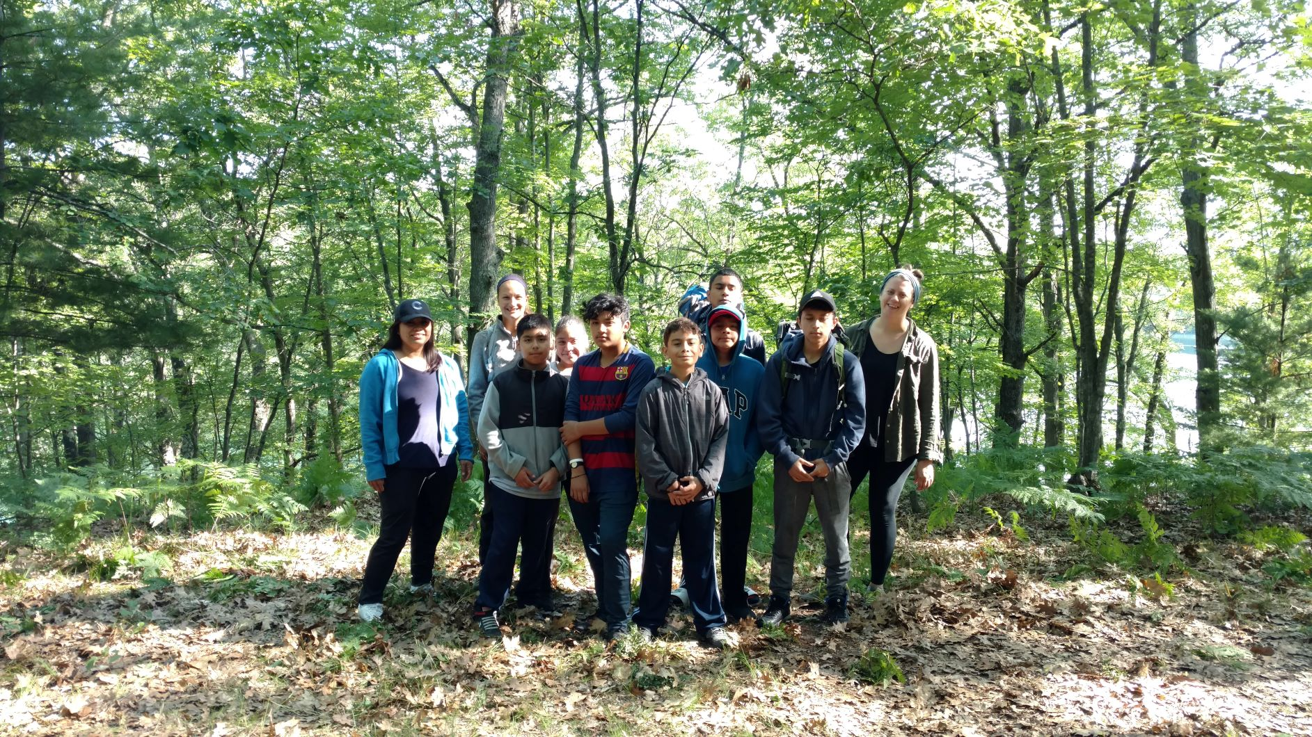 Support Outdoors Empowered Network this fall on the Manistee River Trail.   Help us raise money for OEN - a large portion of your fare goes directly towards ensuring urban youth have accessibility to outdoor programs.