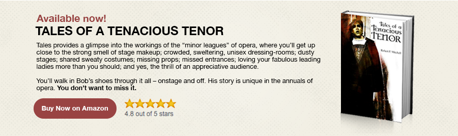 Tales of a Tenacious Tenor