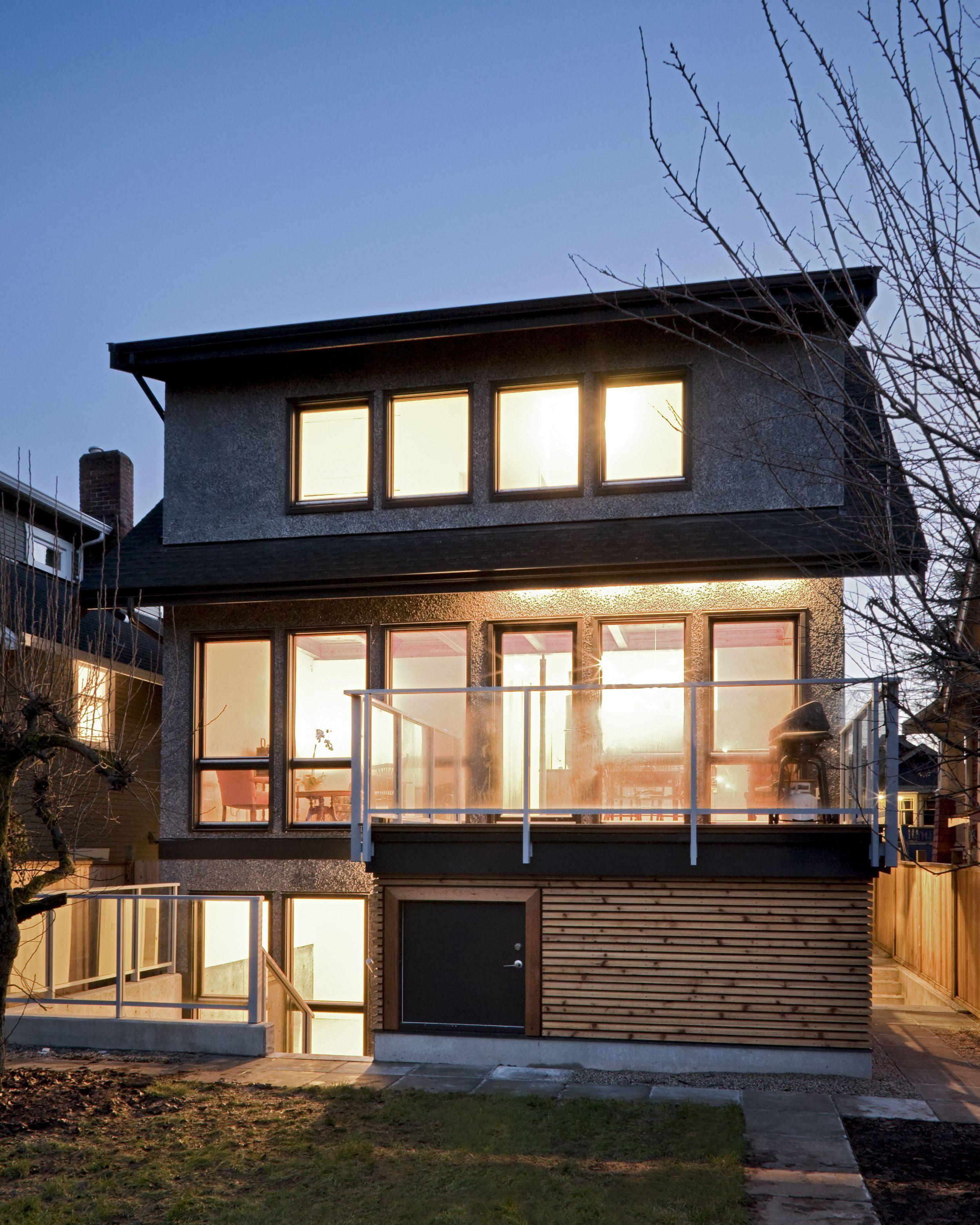 Passive House - Kitsilano