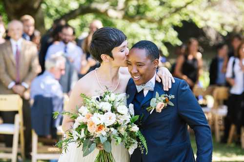 BRIGID + TRINEICE / Historic Oakland Estate
