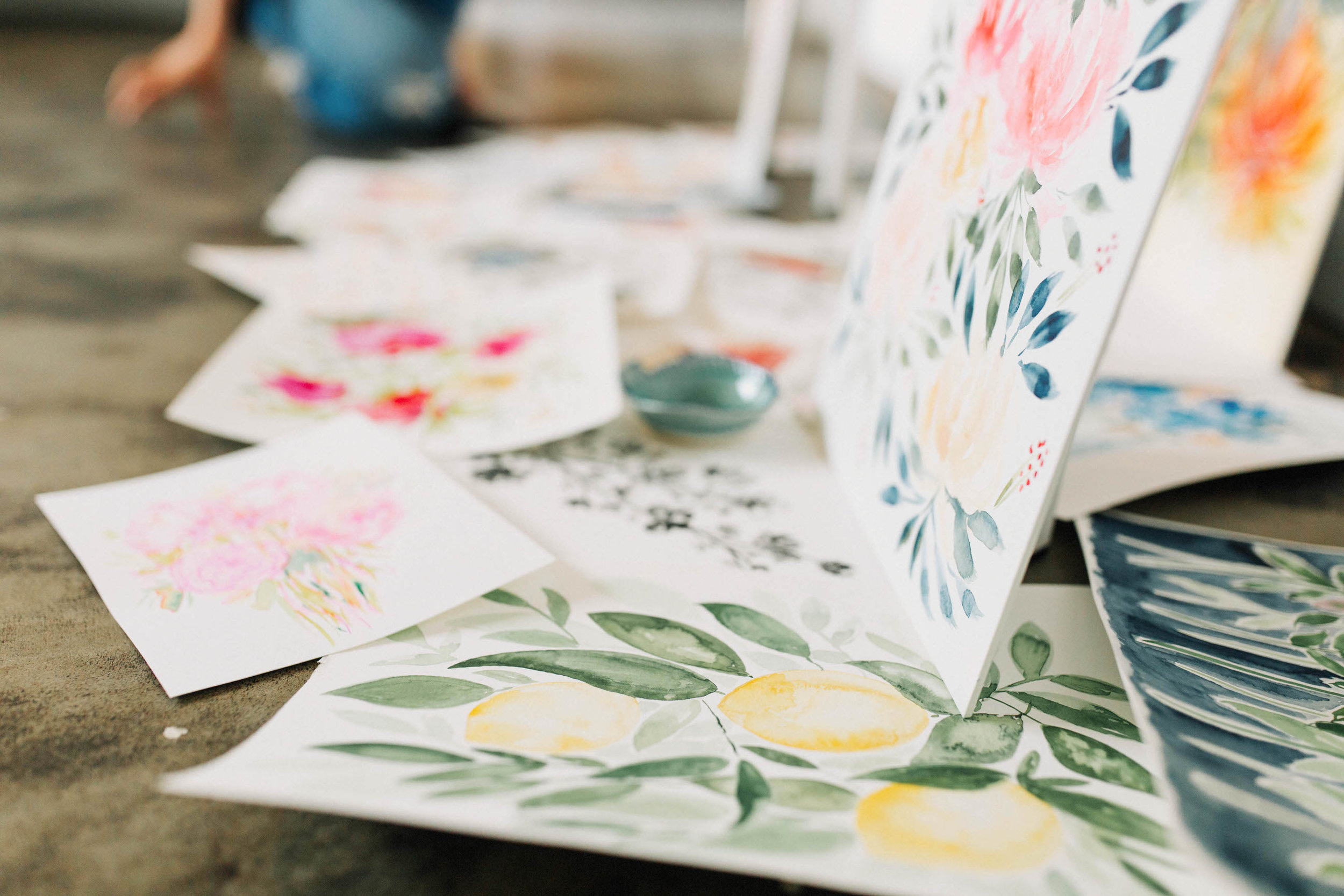 BLOG | My Favourite Watercolor Supplies: Victoria Bilsborough