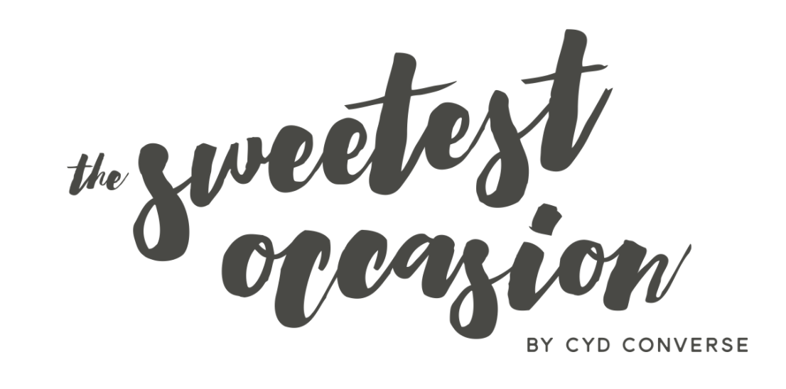 The Sweetest Occasion Blog | Wallpaper Design Featured