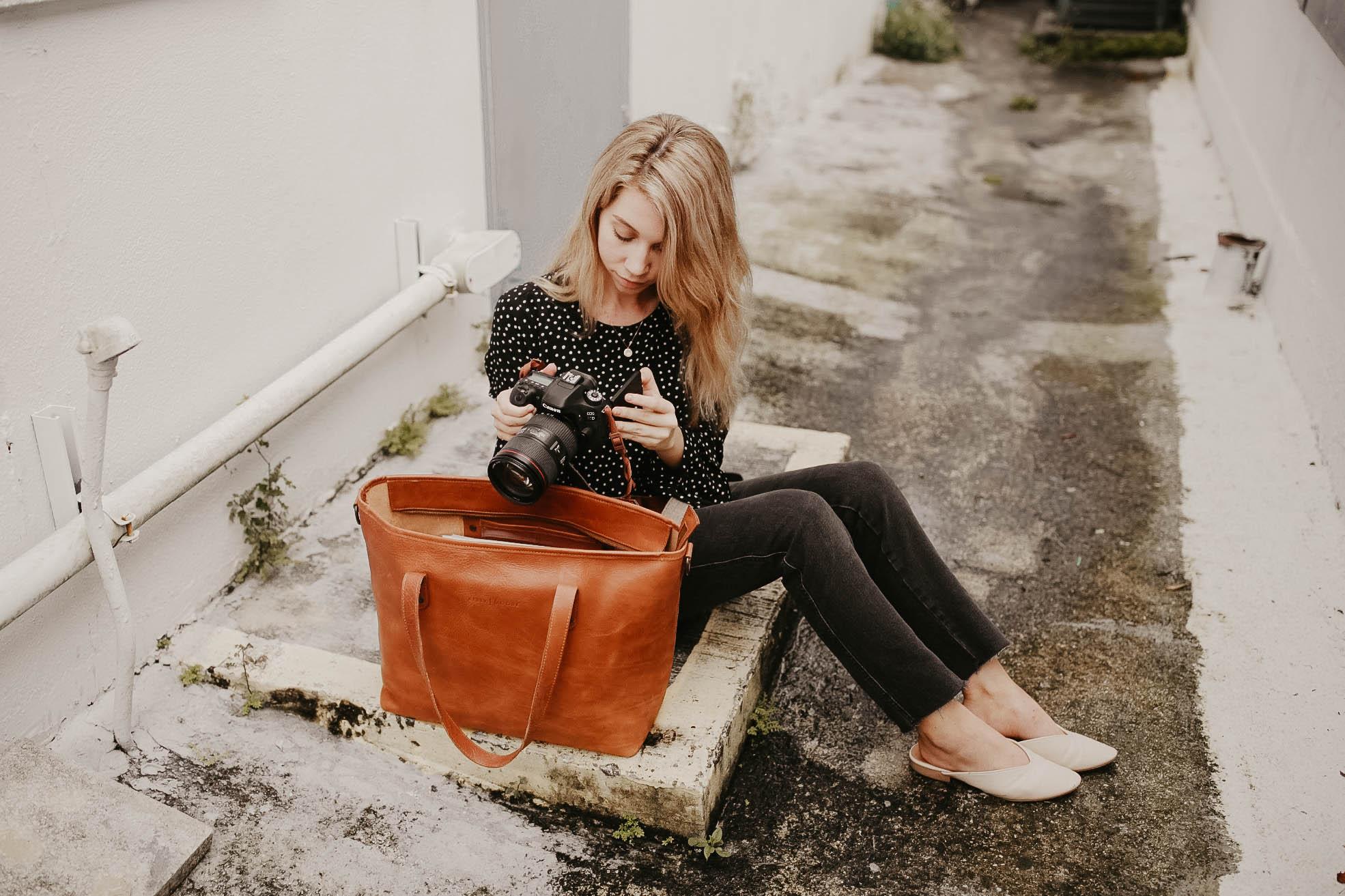 Victoria Bilsborough   Kelly Moore Bag