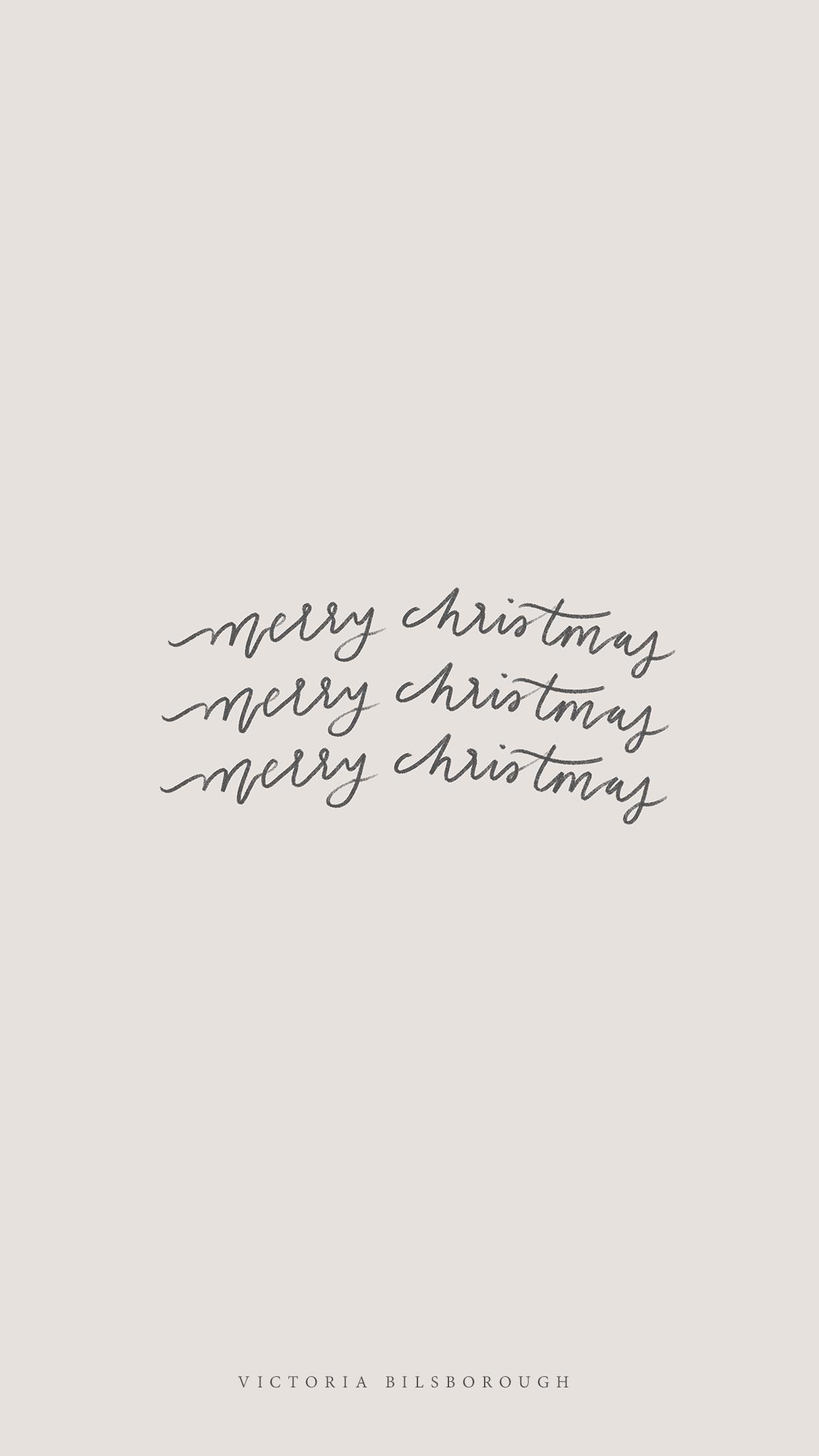 Free Christmas Wallpapers 2018 | victoriabilsborough.com