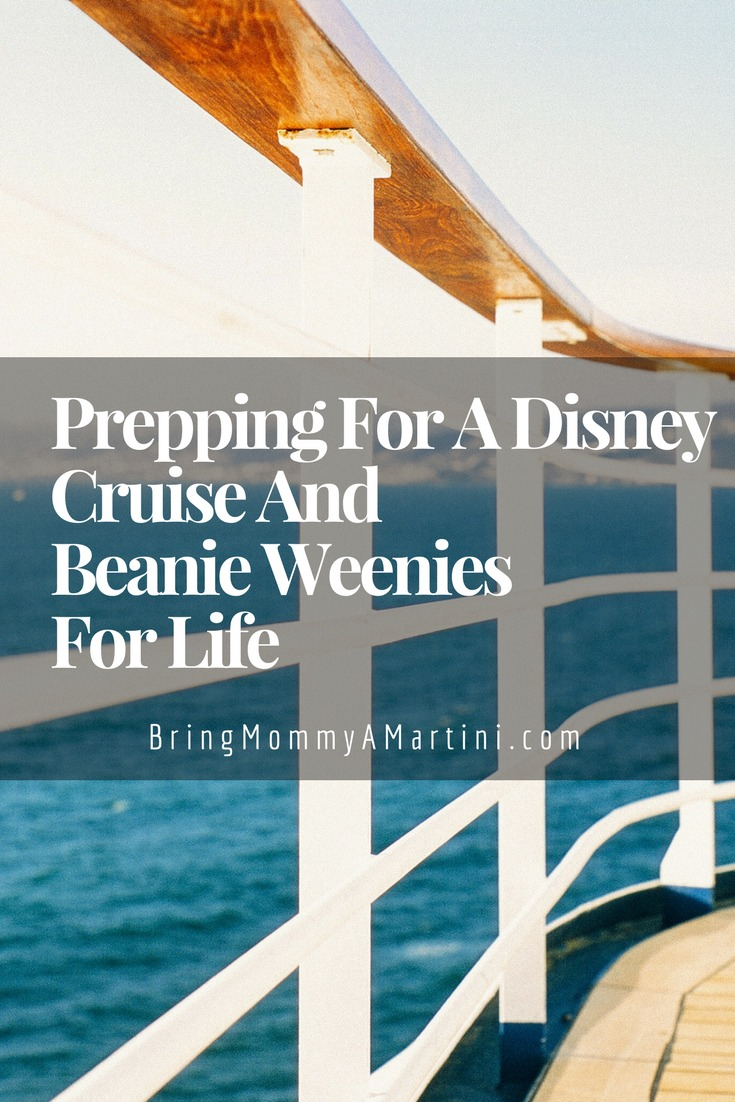 prepping-for-a-disney-cruise