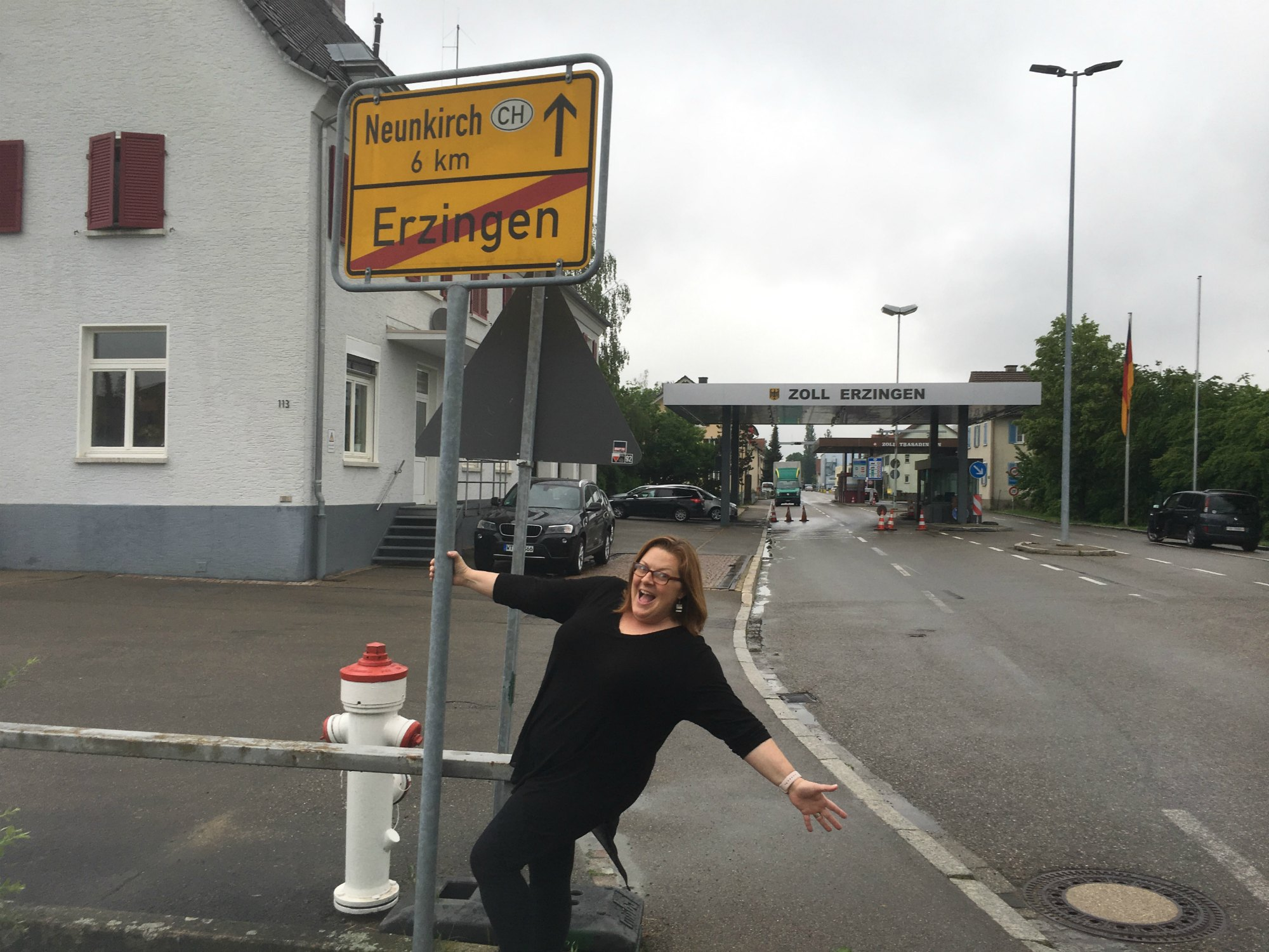 Me in Germany!