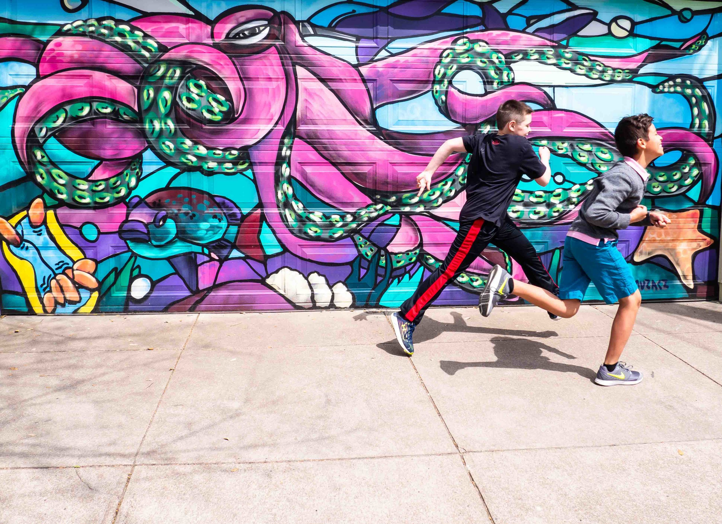 Tour Austin's Most Popular Murals | Bring Mommy A Martini
