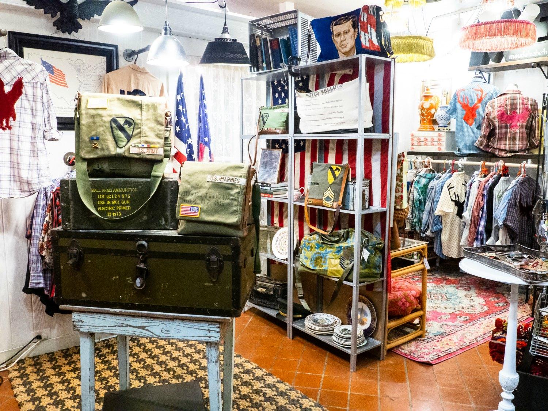 My favorite shop inside Sironia:  Maud Elizabeth!