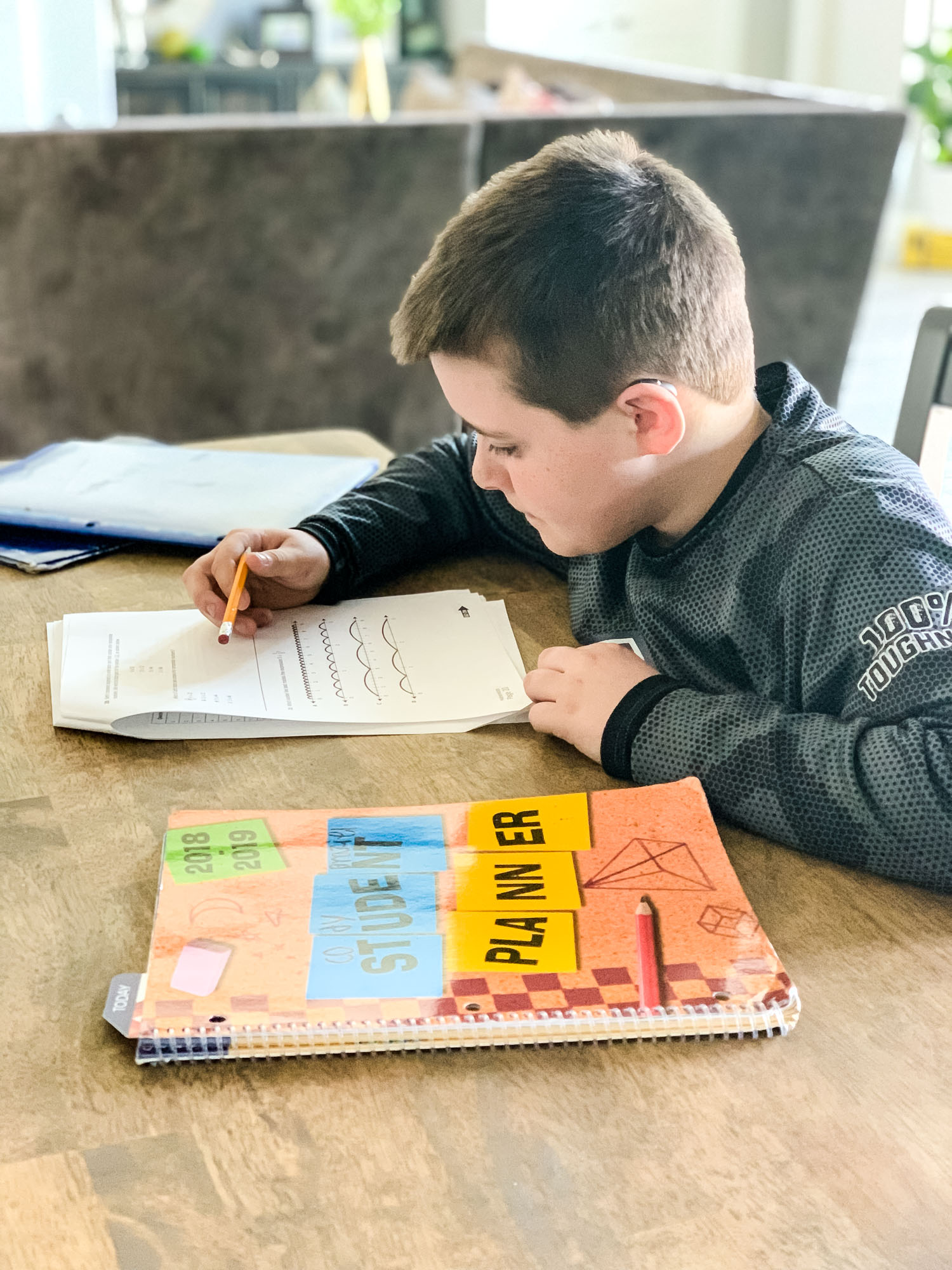 How To Help Your Child With Homework | Bring Mommy A Martini