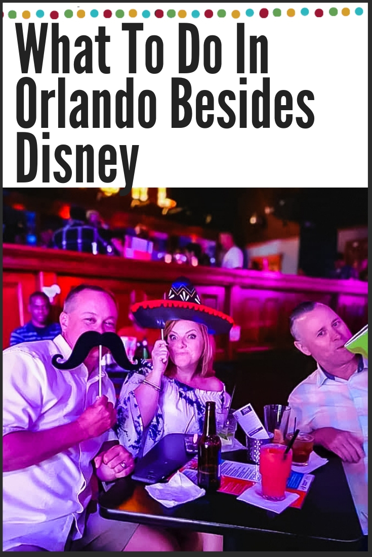 what to do in orlando besides disney
