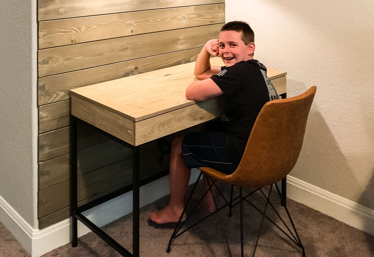 Tween Boy's Bedroom Update | Bring Mommy A Martini