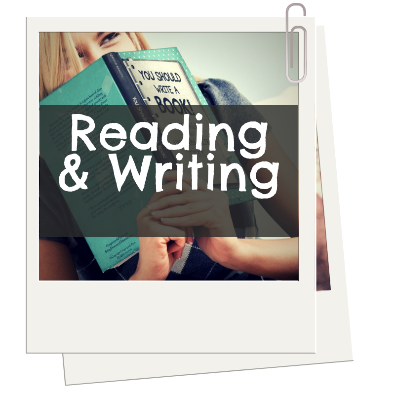 Reading & Writing | Bring Mommy A Martini