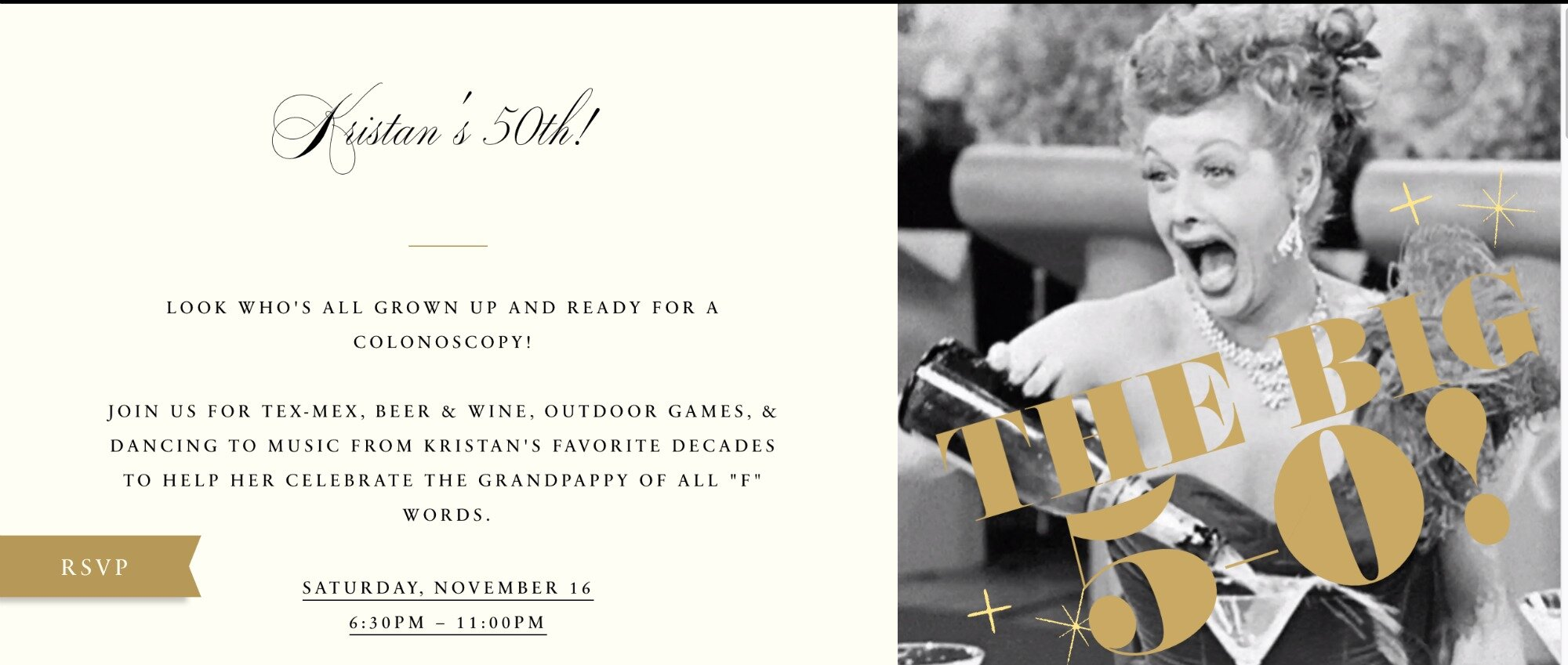 Party Planning Without Sweating The Small Stuff | Bring Mommy A Martini