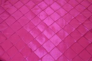 Fuchsia Pink Pintuck