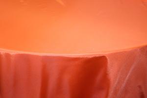 Orange Taffeta