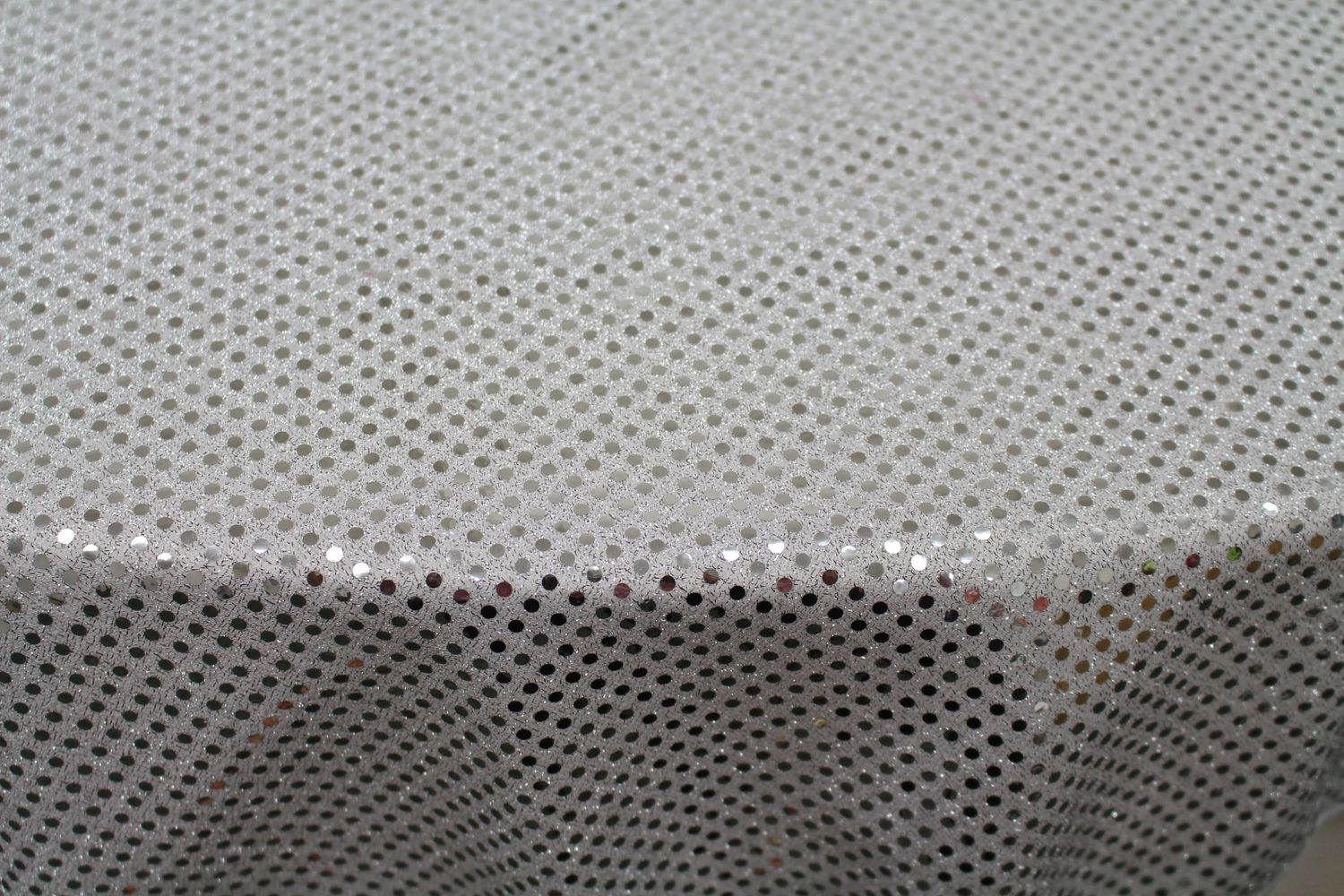 Silver 3MM Sequins